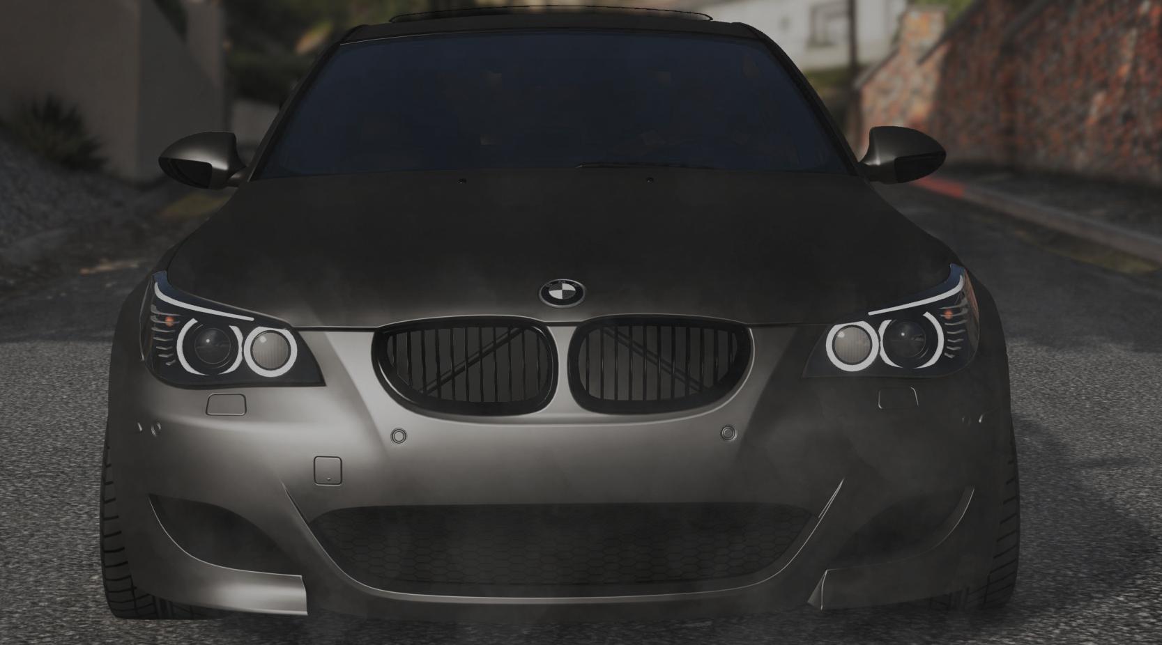 BMW E60 M5 [Add-On   Tuning   Liveries] - GTA5-Mods.com