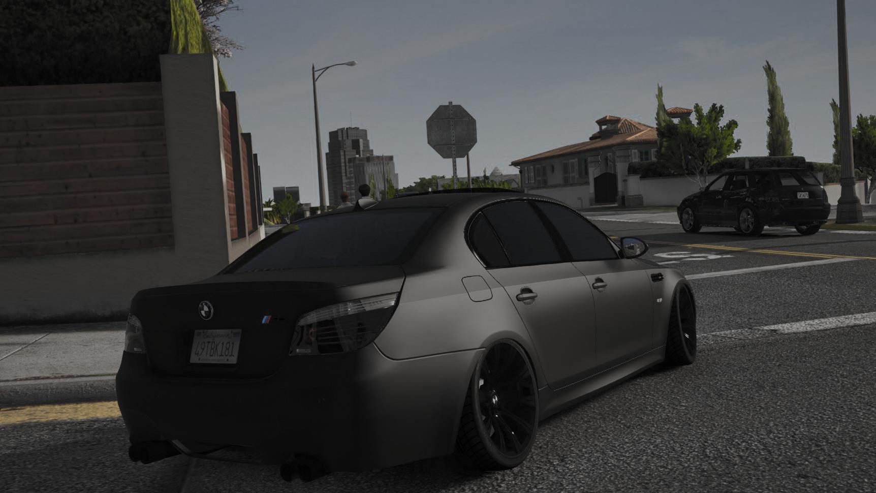 BMW E60 M5 [Add-On | Tuning | Liveries] - GTA5-Mods com