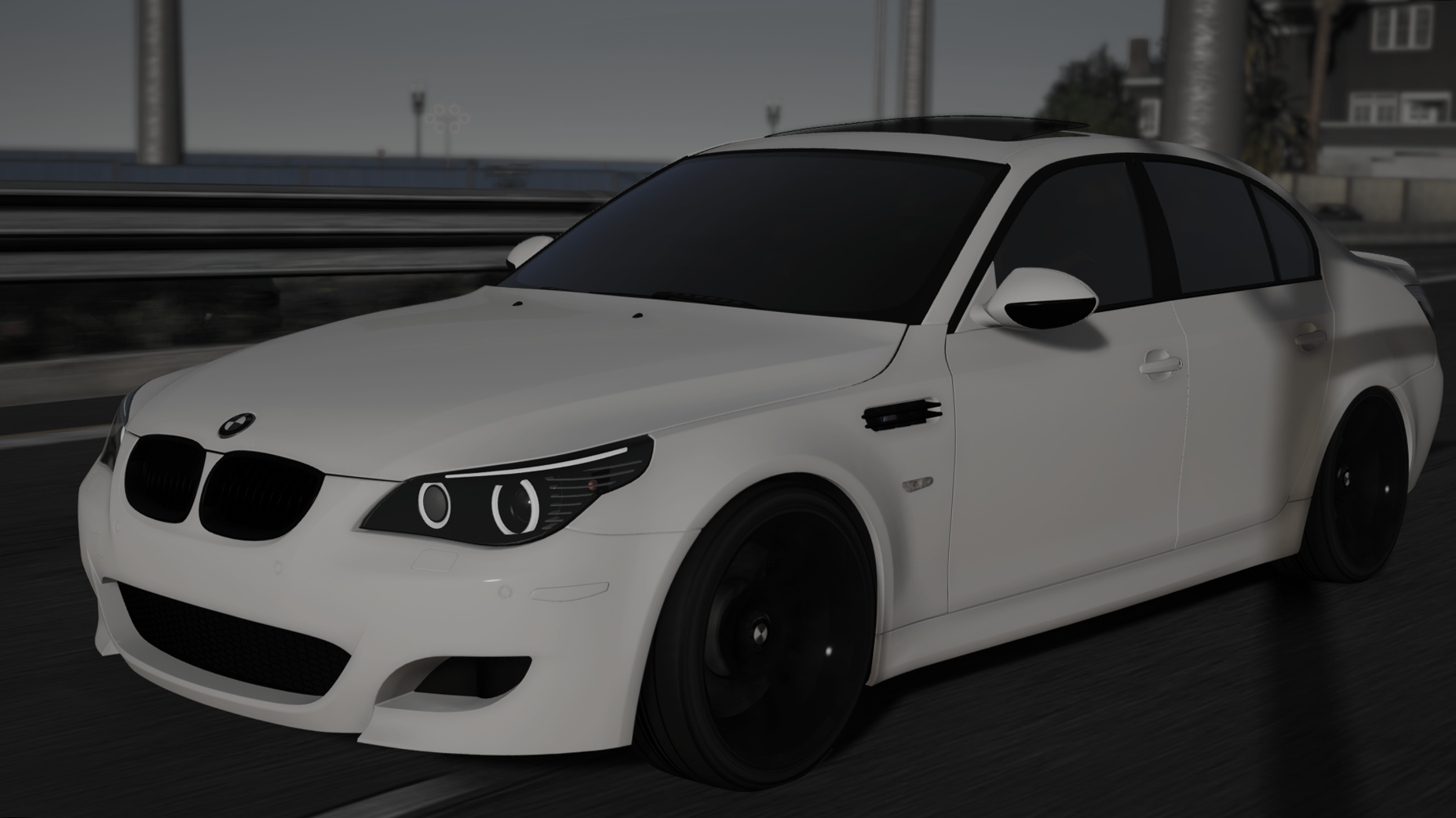 bmw e60 m5 add on tuning liveries gta5. Black Bedroom Furniture Sets. Home Design Ideas