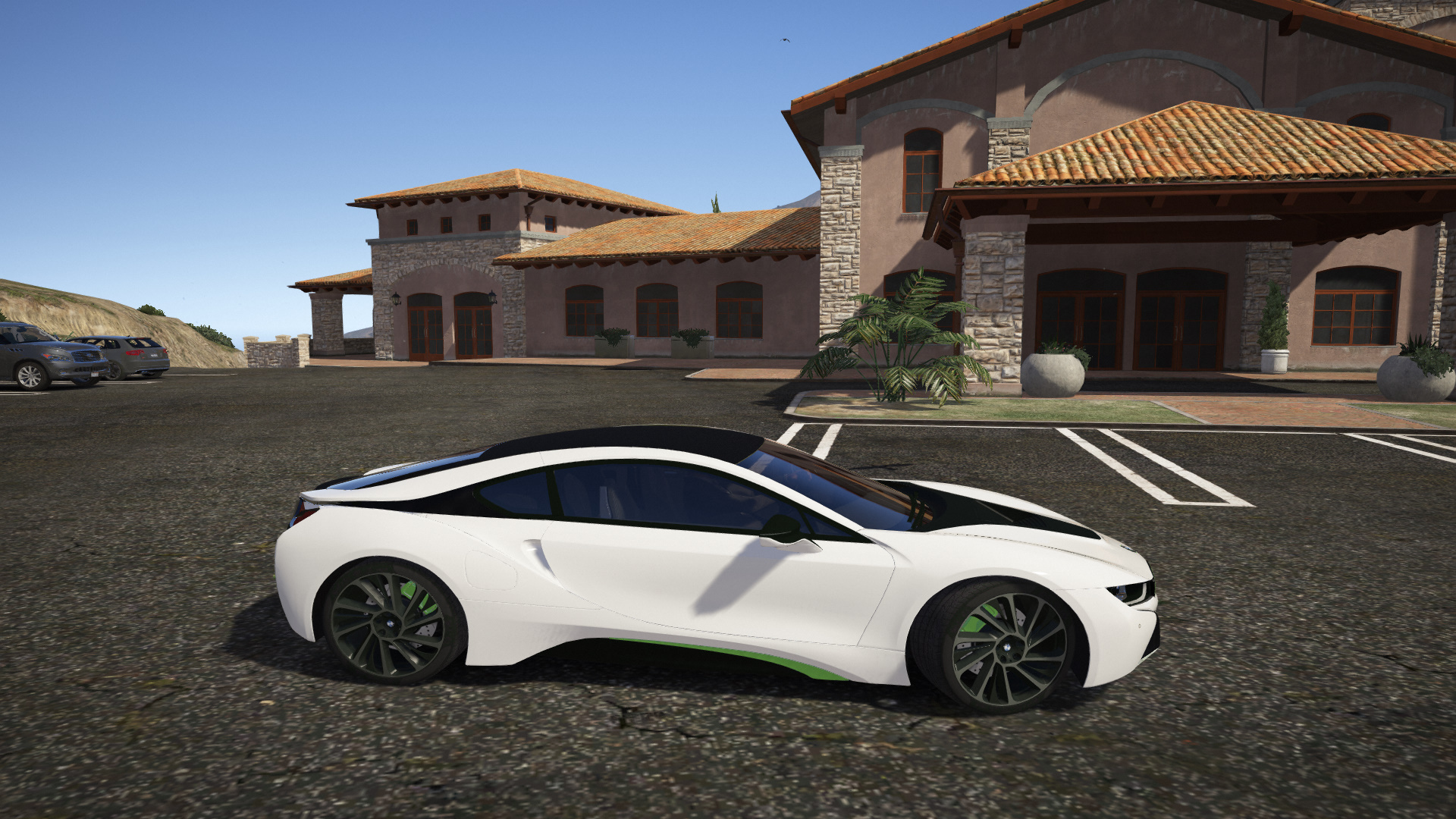 Bmw I8 2015 Add On Gta5 Mods Com
