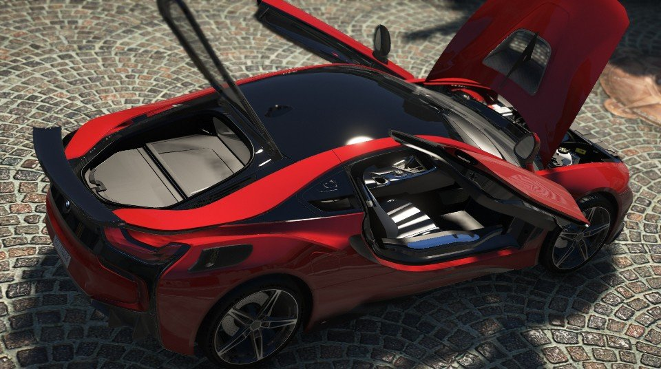 Bmw I8 Ac Schnitzer Acs8 Add On Replace Gta5 Mods Com