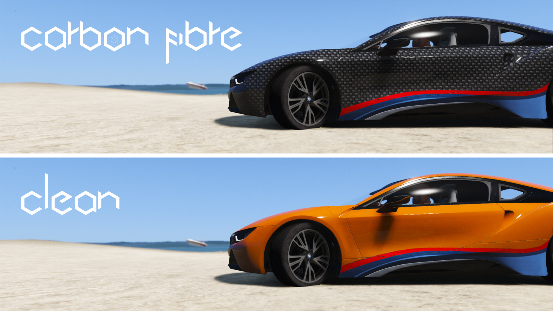 Bmw I8 Livery M Power Gta5 Mods Com