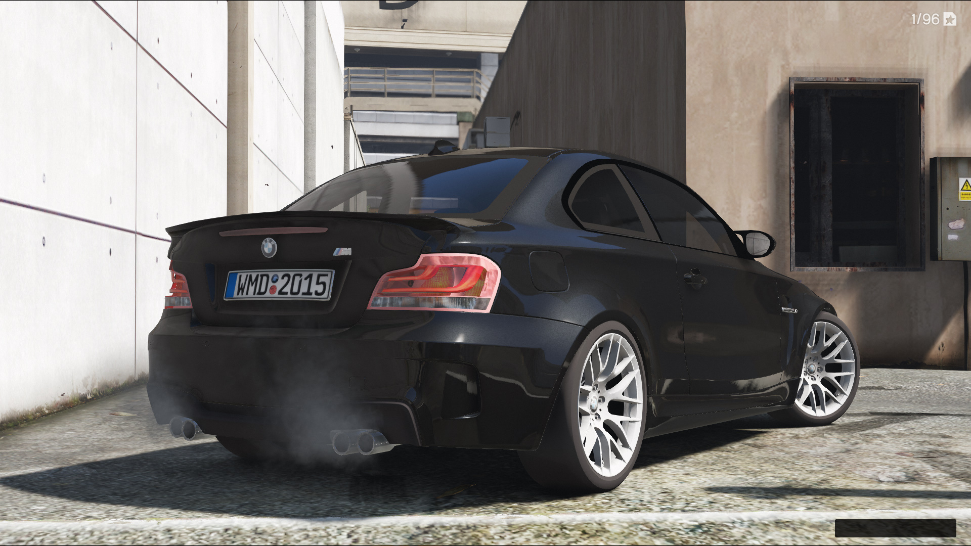 Bmw M1 Coupe Replace Hq Gta5 Mods Com