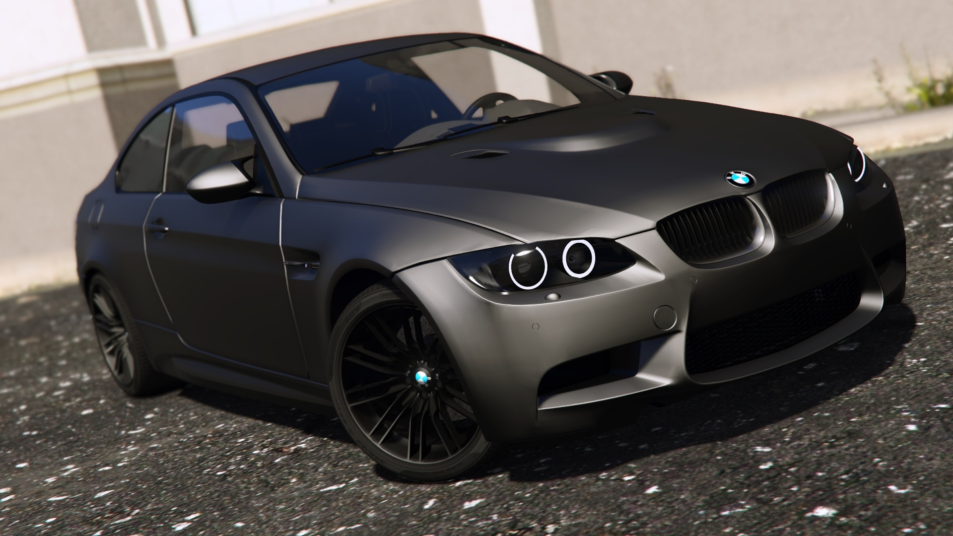 bmw m3 e92 2008 add on replace gta5. Black Bedroom Furniture Sets. Home Design Ideas