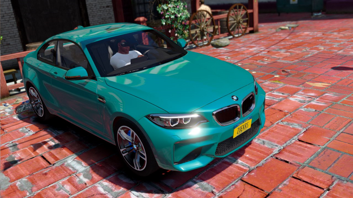 BMW M2 [Replace]  GTA5Mods.com