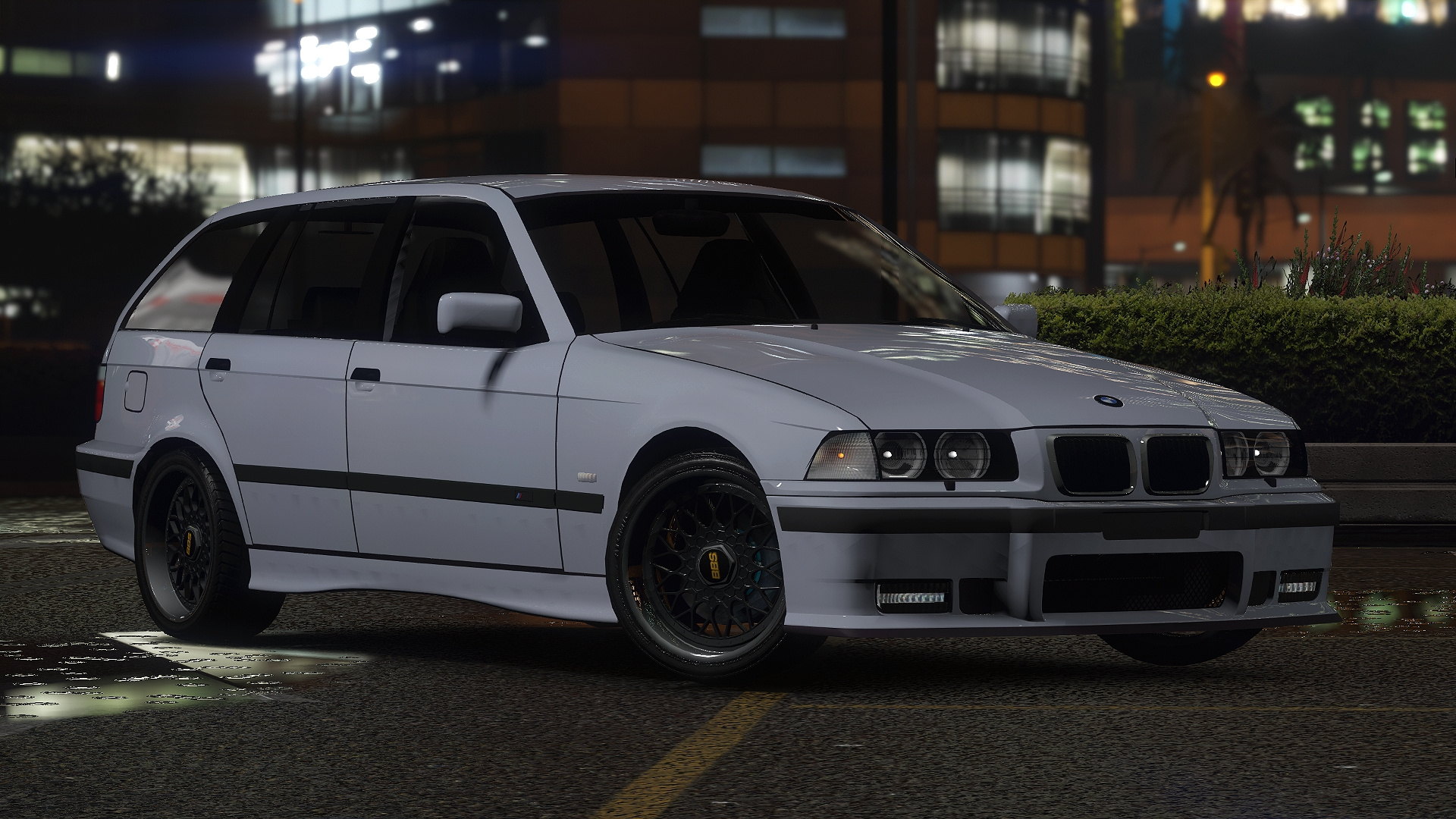 bmw m3 e36 touring gta5. Black Bedroom Furniture Sets. Home Design Ideas