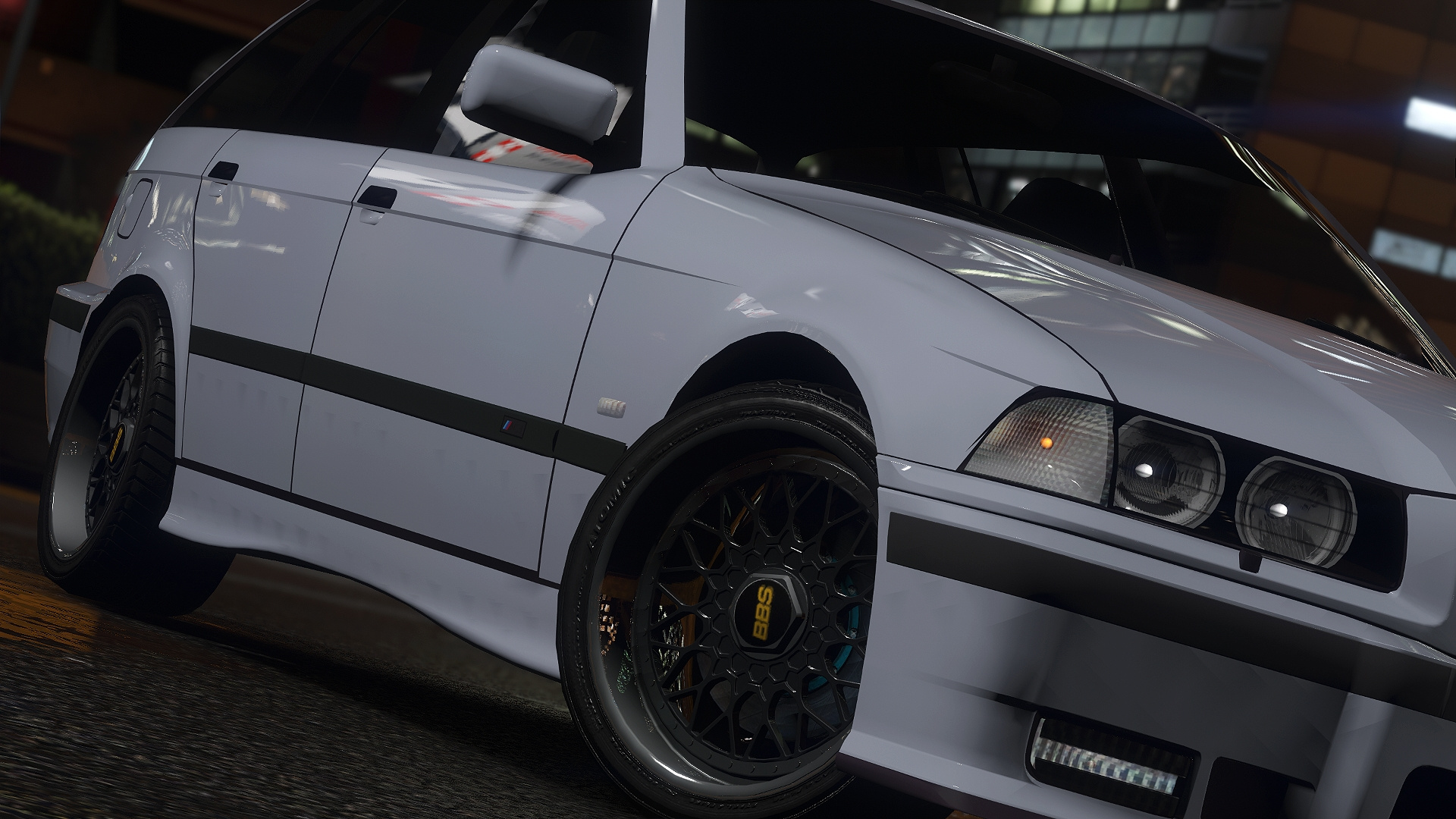 Bmw M3 E36 Touring Gta5 Mods Com