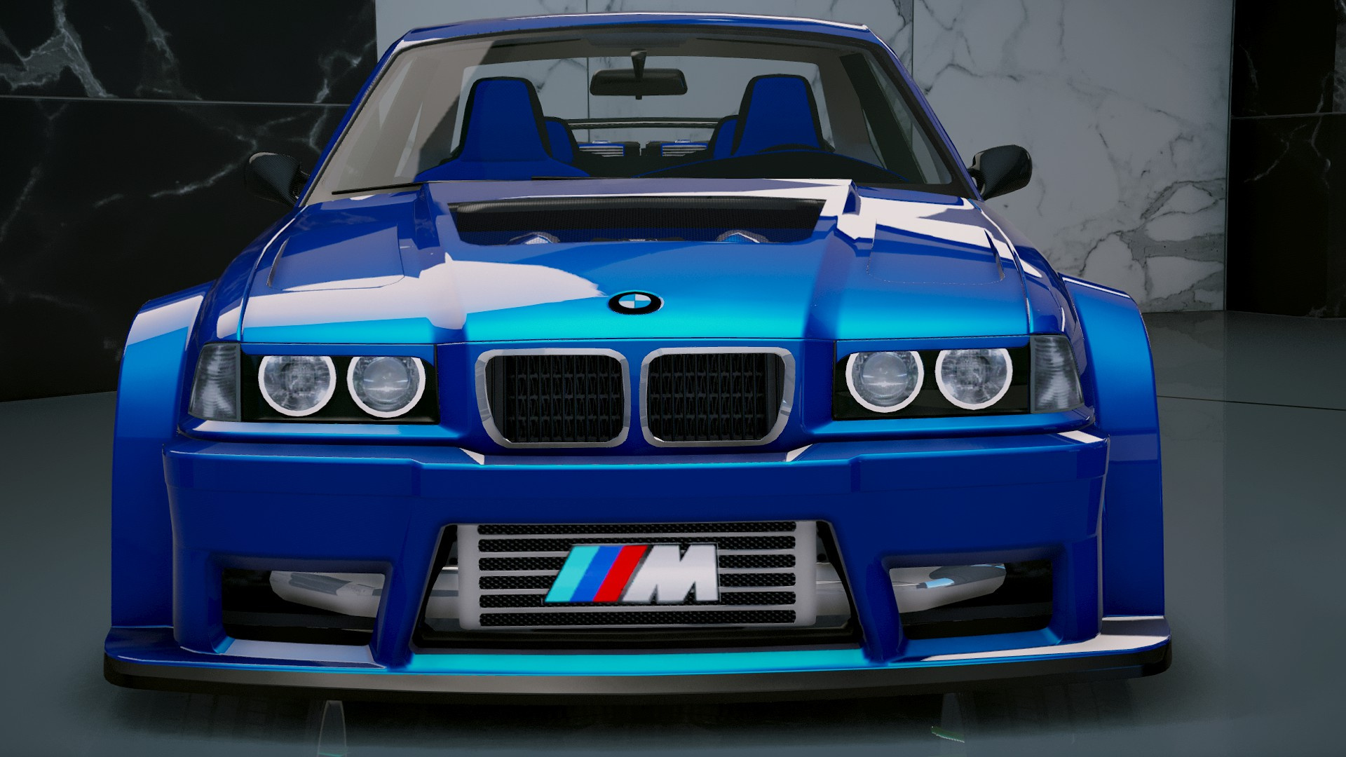 Bmw M3 E36 V8 Biturbo Add On Tuning Gta5 Mods Com