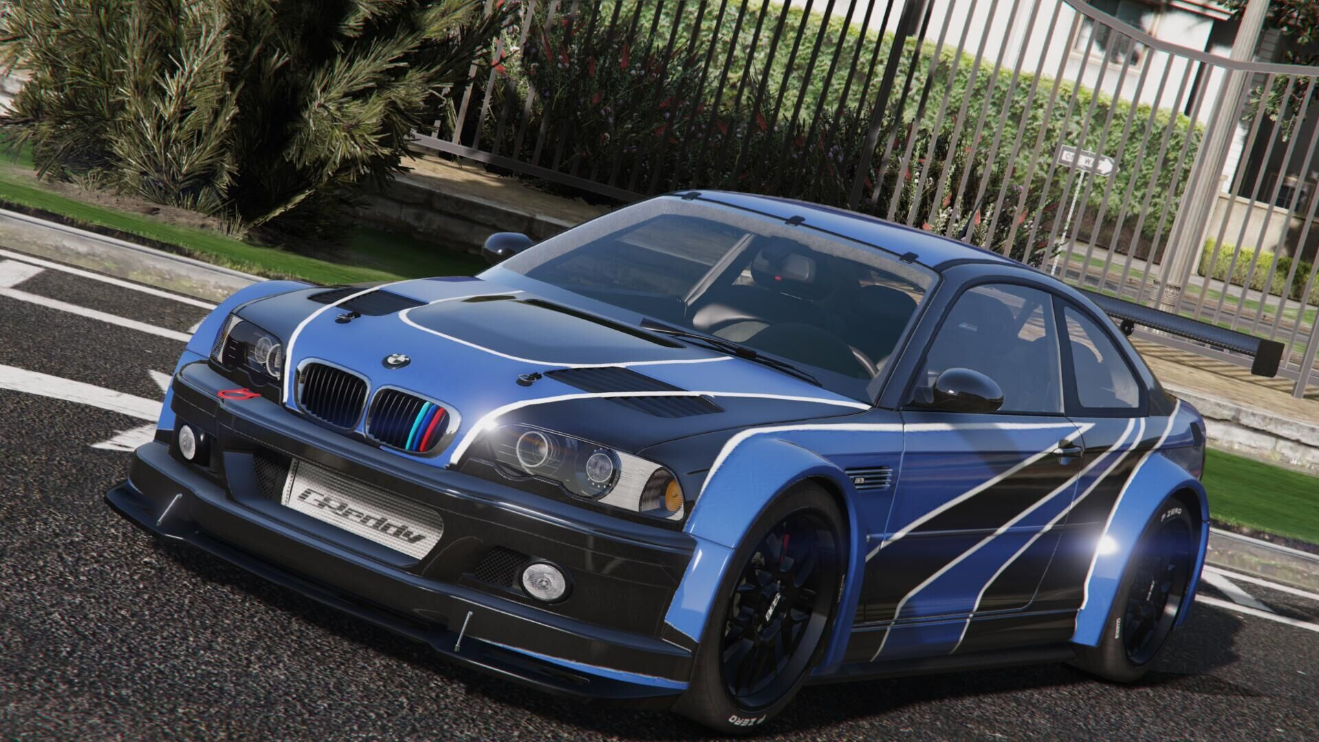 Bmw E46 M3 >> BMW M3 E46 GTR [Add-On] - GTA5-Mods.com