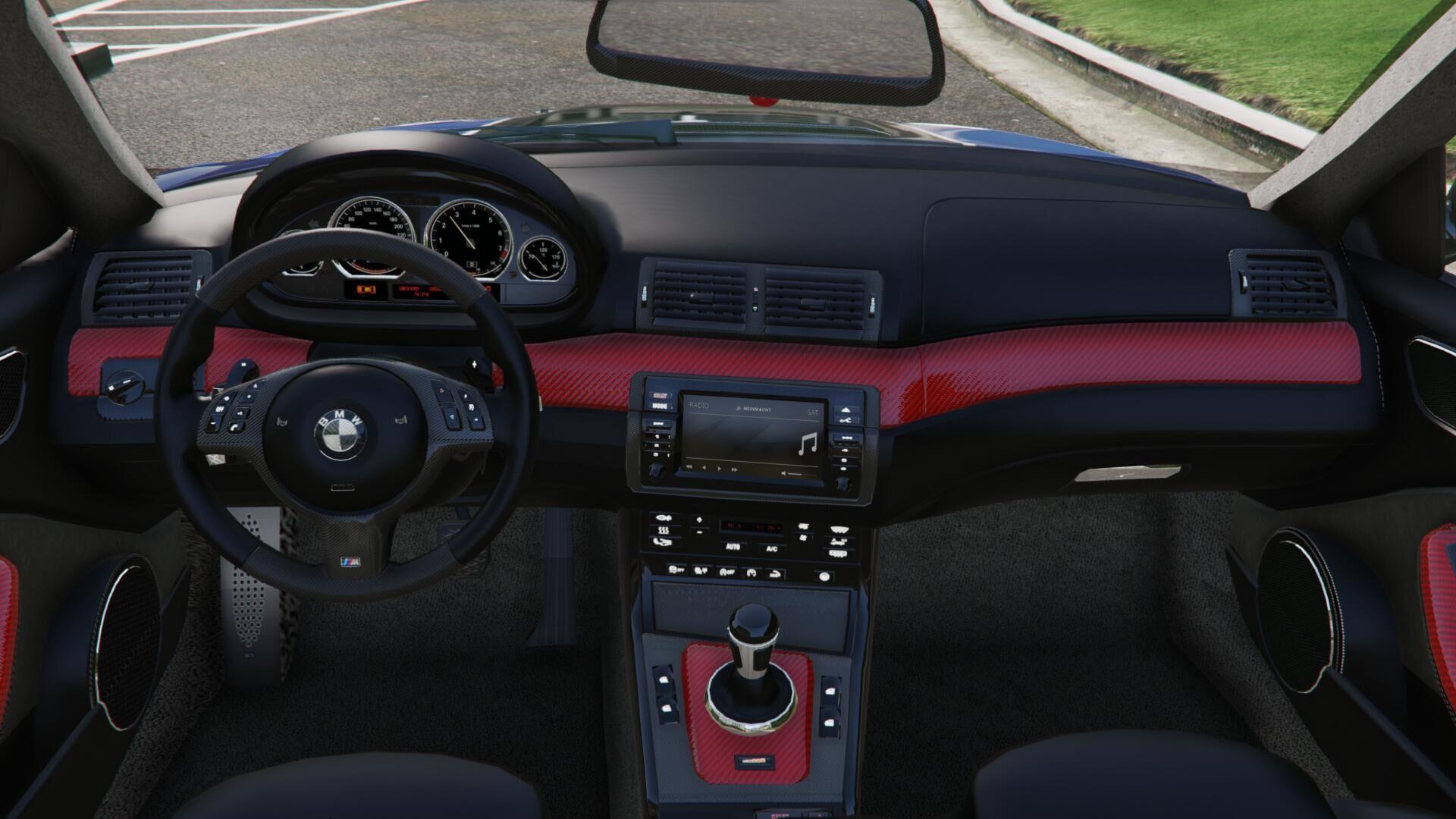 BMW M3 E46 GTR Add On  GTA5 Modscom