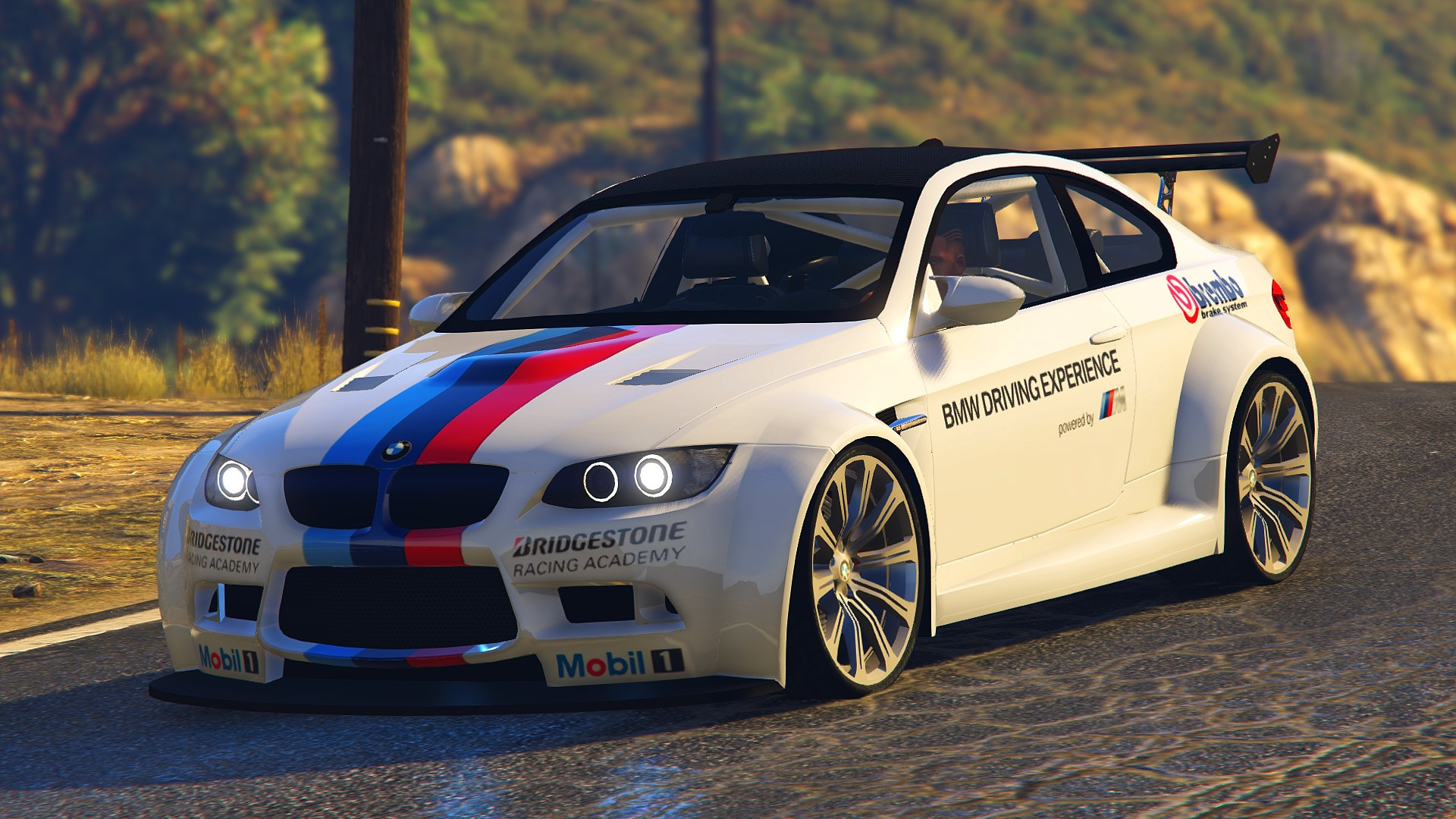 Bmw M3 E92 Stratospeed Widebody Gta5 Mods Com