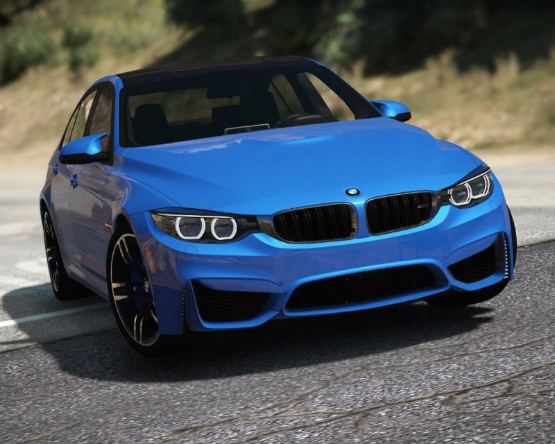 Bmw M3f80 Drift Handling Gta5 Mods Com
