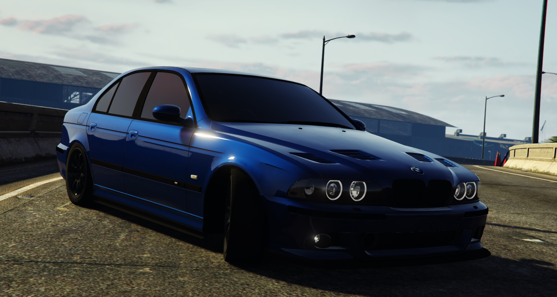 bmw m5 e39 engine sound swap rwd handling gta5. Black Bedroom Furniture Sets. Home Design Ideas