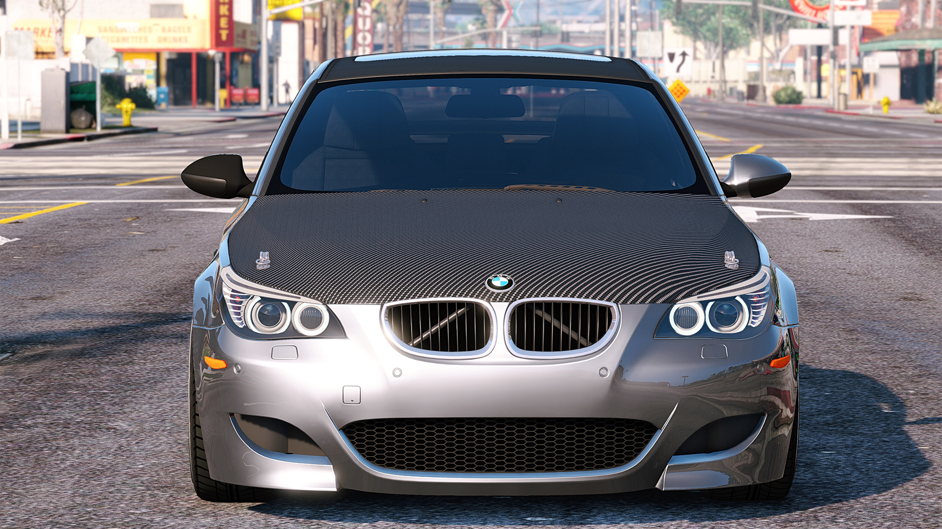 bmw m5 e60 add on replace gta5. Black Bedroom Furniture Sets. Home Design Ideas