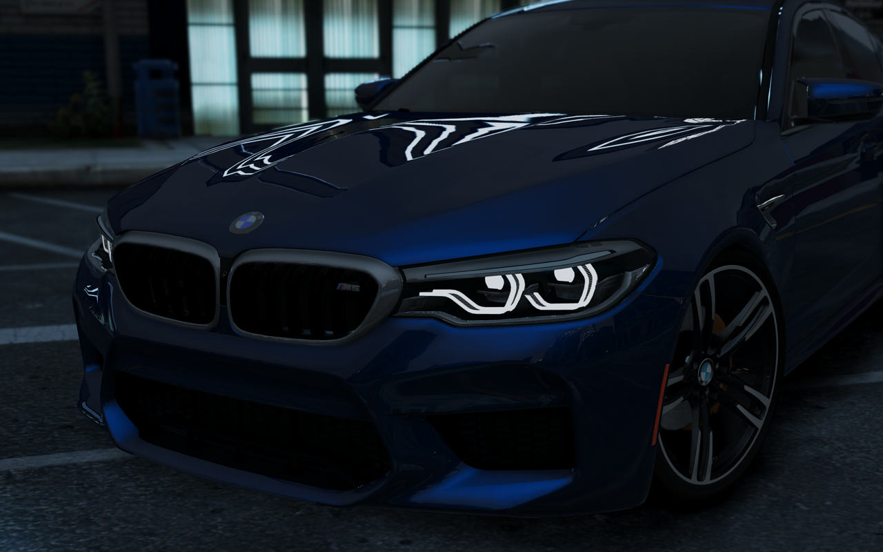 BMW M5 F90 2018 [Add-on] - GTA5-Mods.com