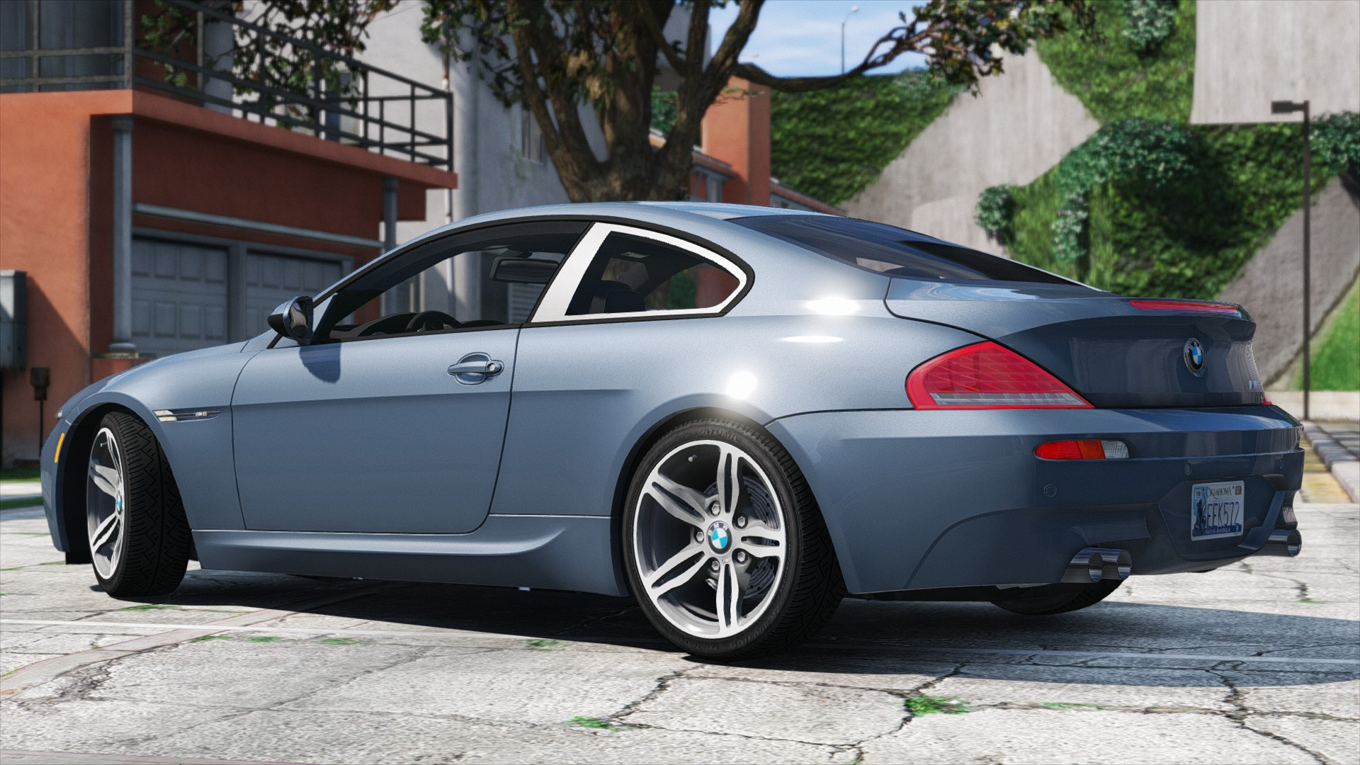 Bmw M6 E63 Tuning Gta5 Mods Com