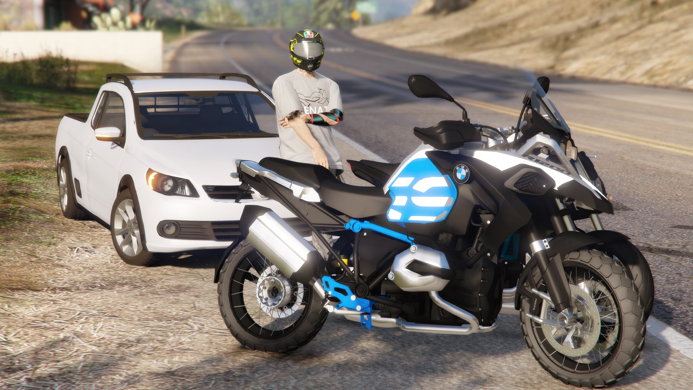 bmw r 1200 gs adventure gta5. Black Bedroom Furniture Sets. Home Design Ideas