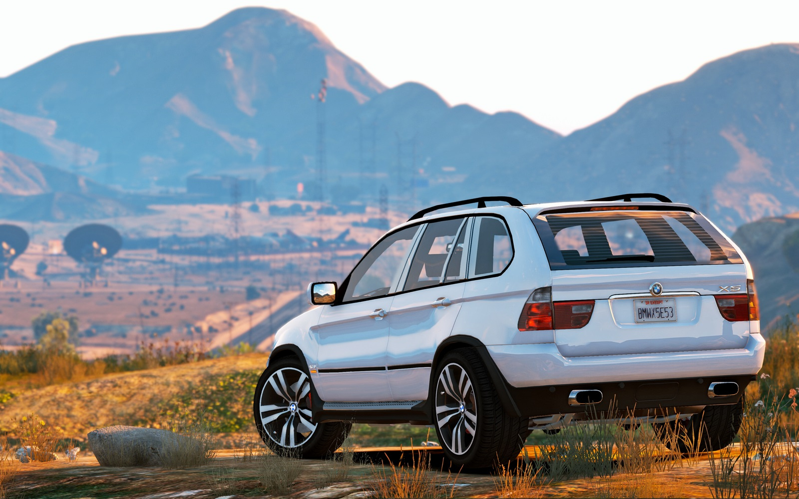 Bmw X5 E53 2005 Sport Package  Add-on    Replace