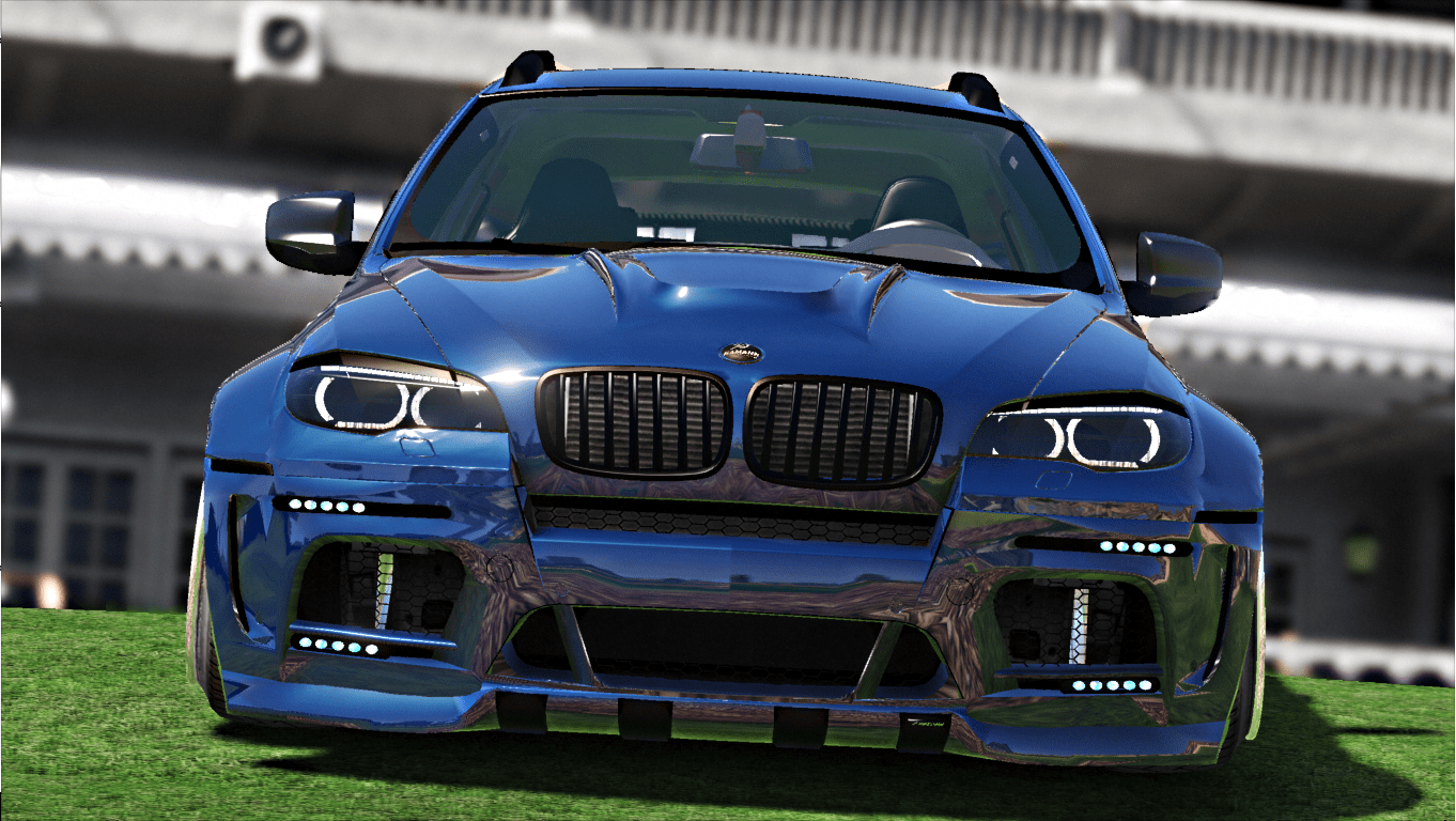 Bmw X6 Hamann Gta5 Mods Com