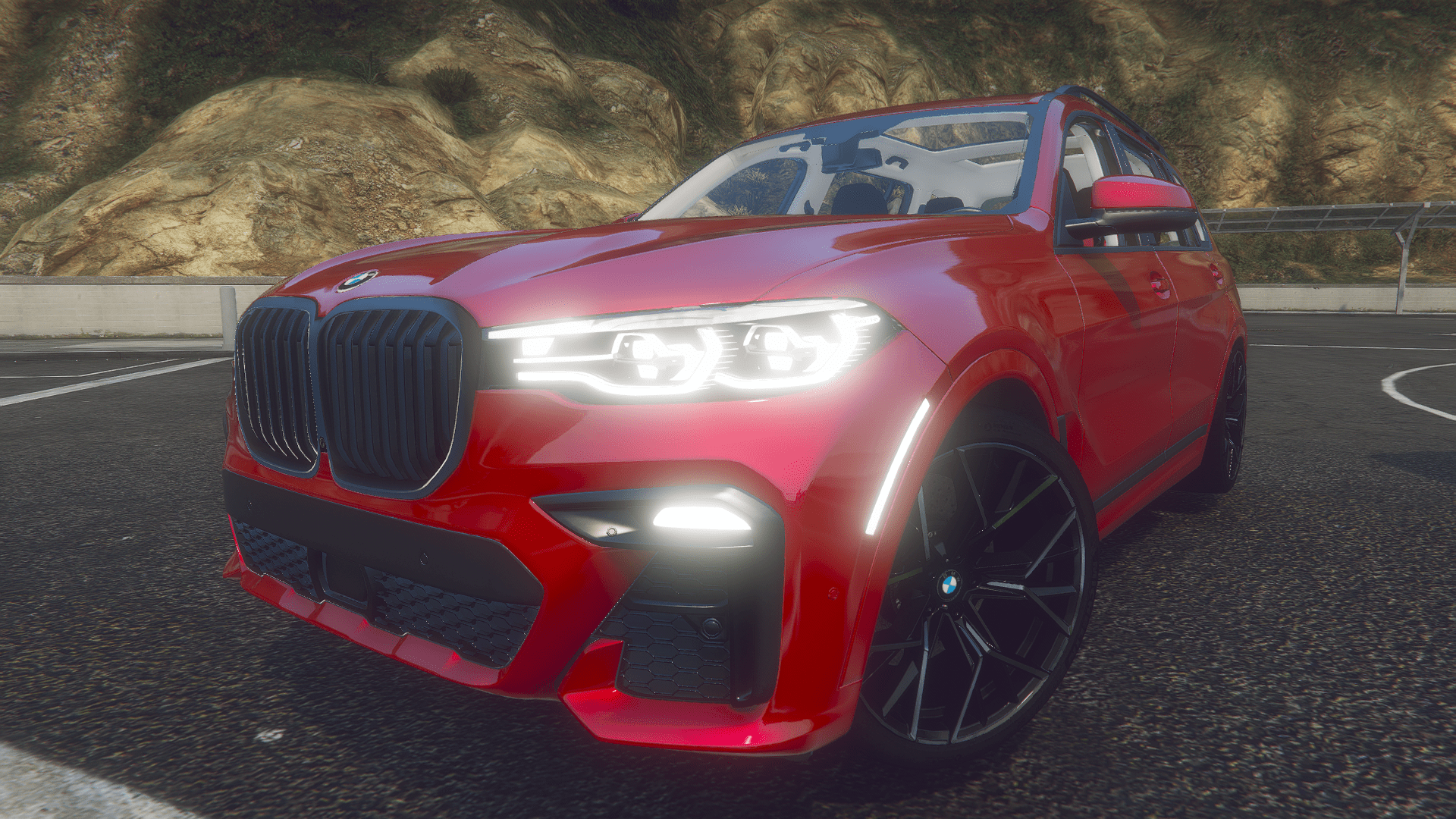 Bmw X7 2020 M50d Add On Gta5 Mods Com
