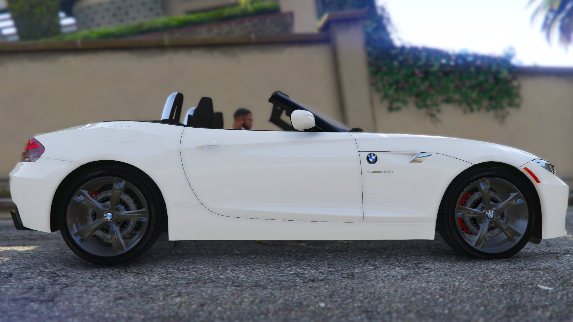 Bmw Z4 Sdrive28i 2012 Gta5 Mods Com