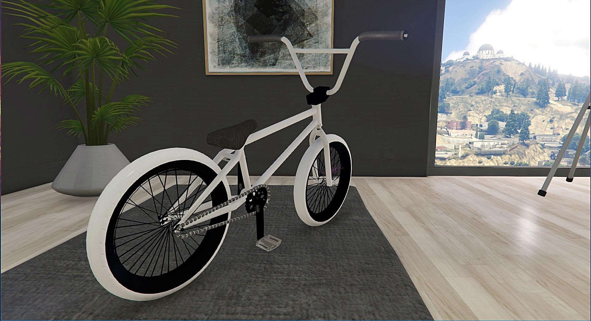Bmx Poland Black And White StreetEdit - GTA5-Mods.com