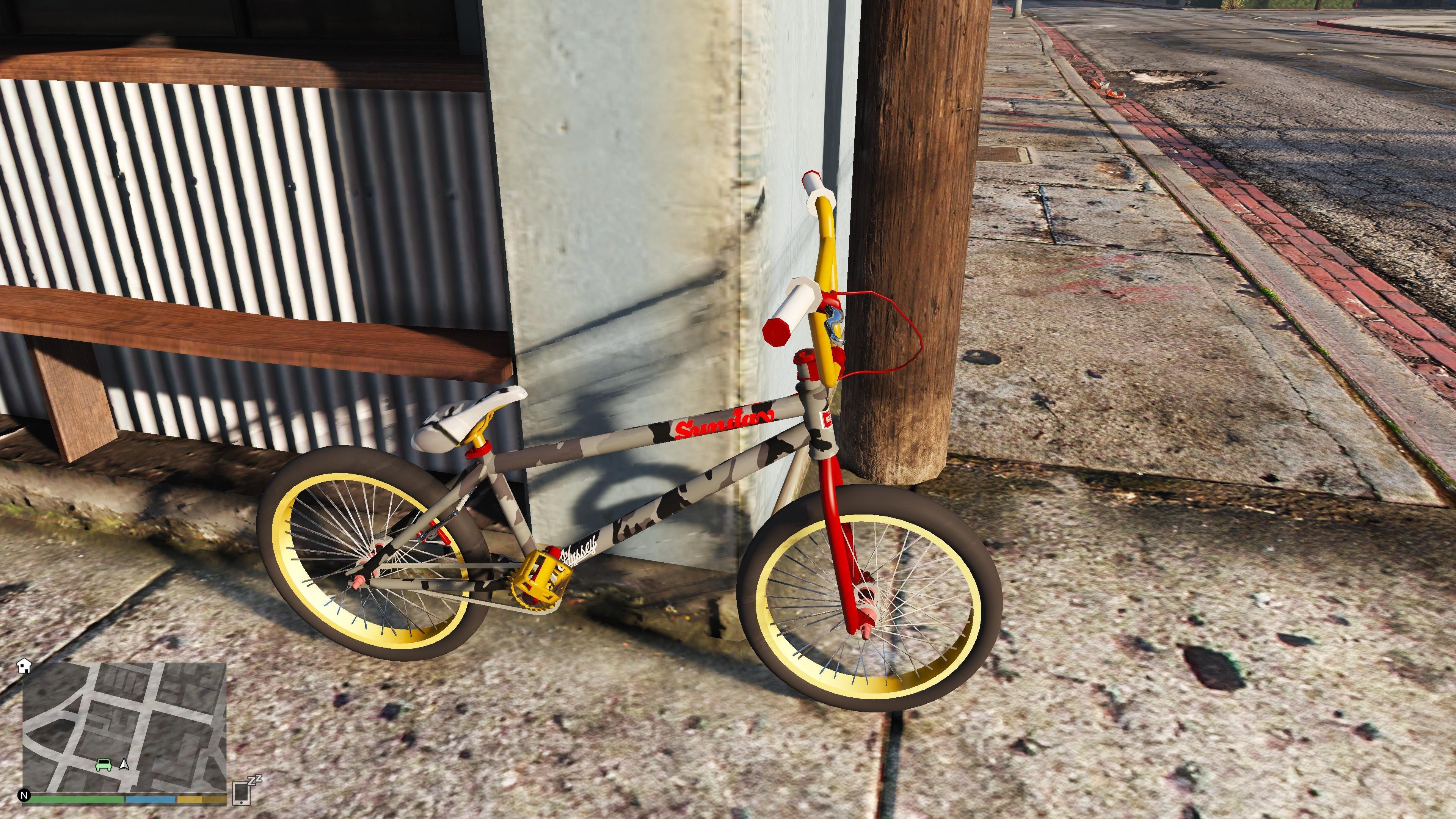 Bmx Sunday Bike