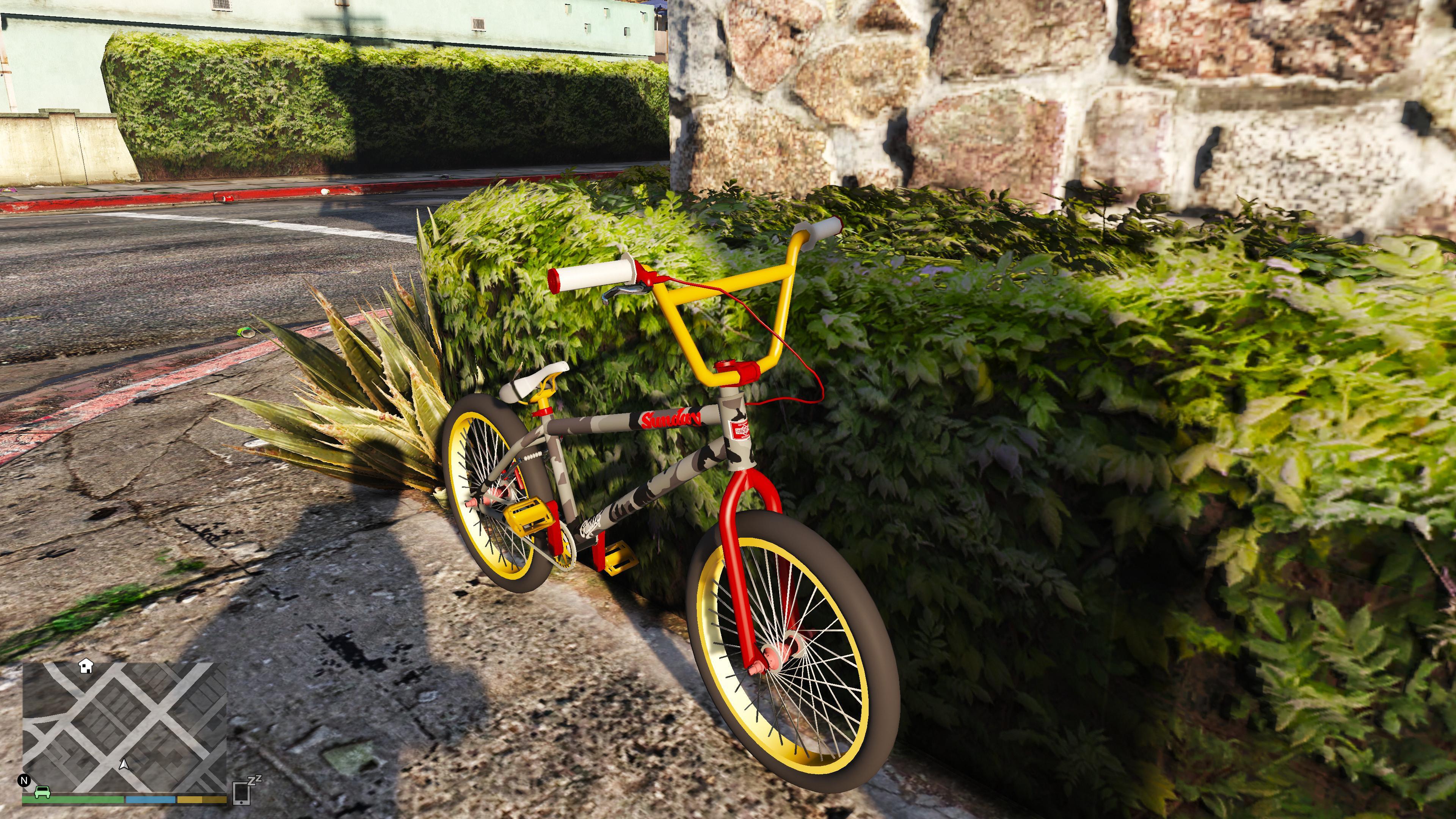 BMX Sunday! Bike - GTA5-Mods.com