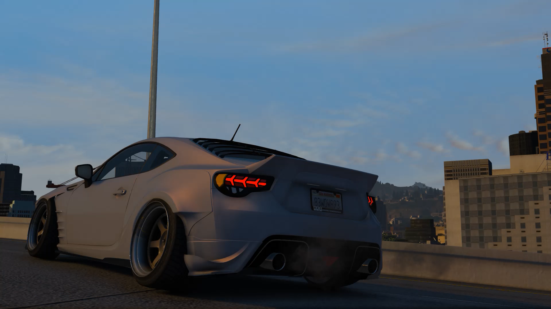 BN Sports BRZ/FRS/GT86 [Add-On / Replace] - GTA5-Mods com