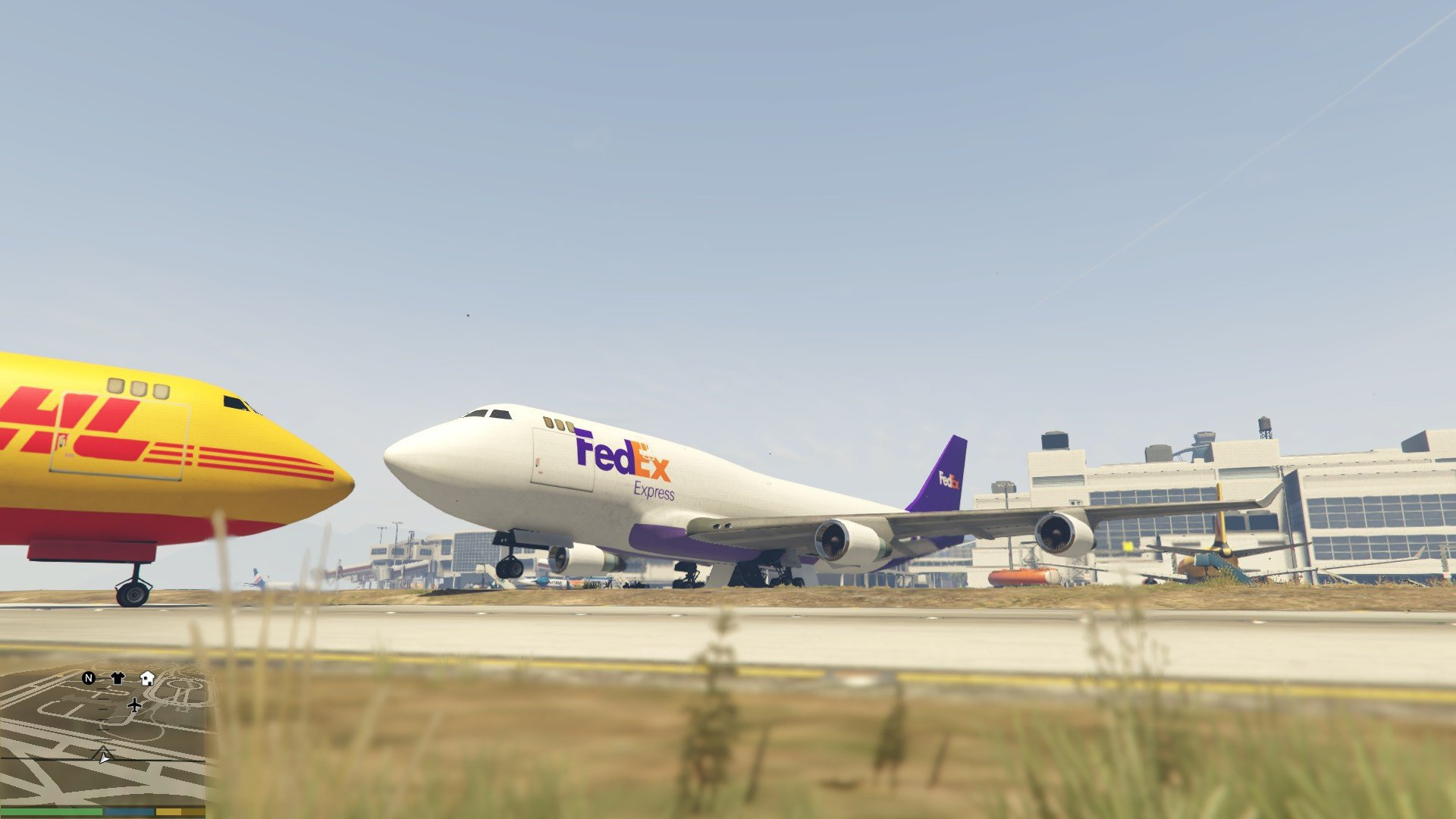 Boeing 747 400 Freighter Add On Replace Gta5 Mods Com