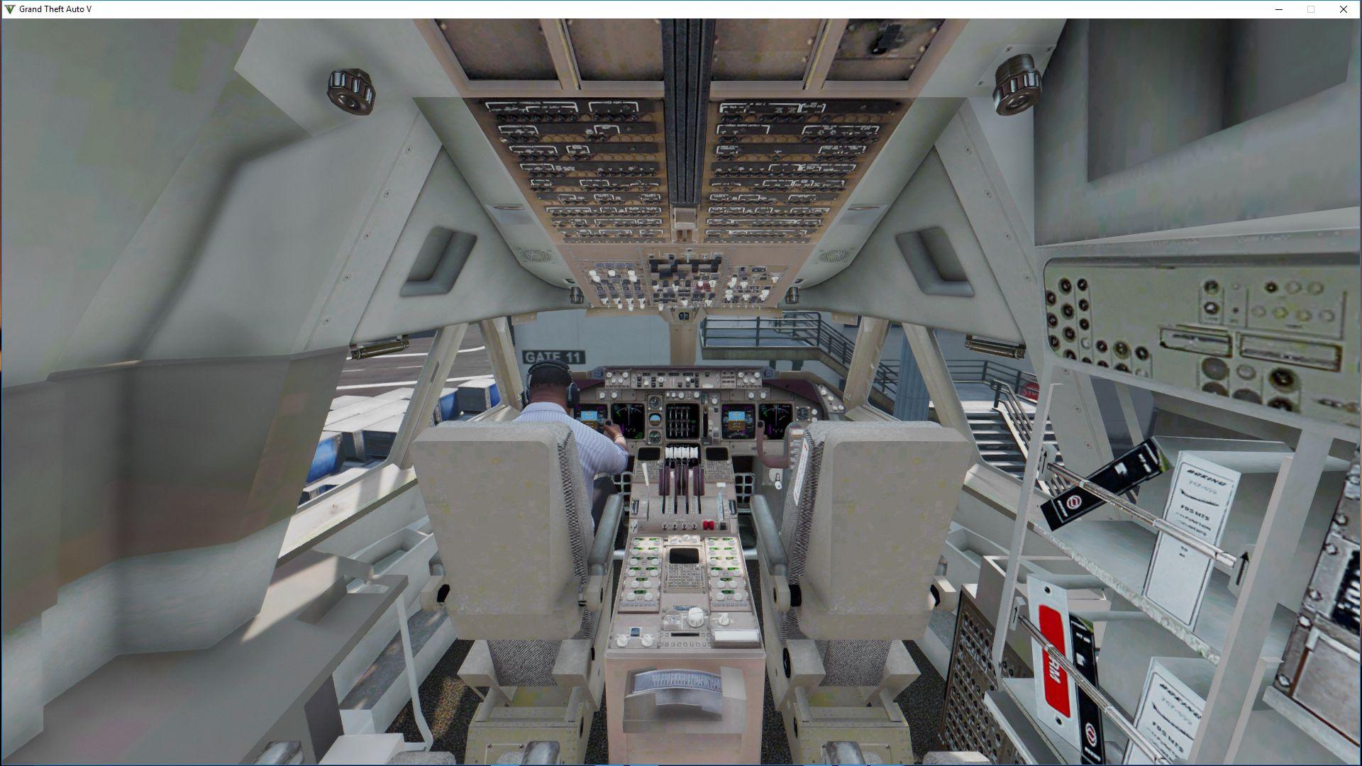 Boeing 747-8i [Add-On] - GTA5-Mods com