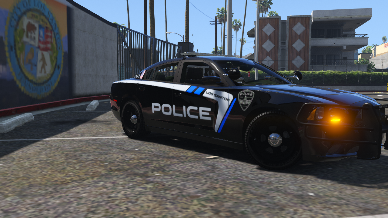 Boise Police Inspired Lspd Skin License Plates Gta5