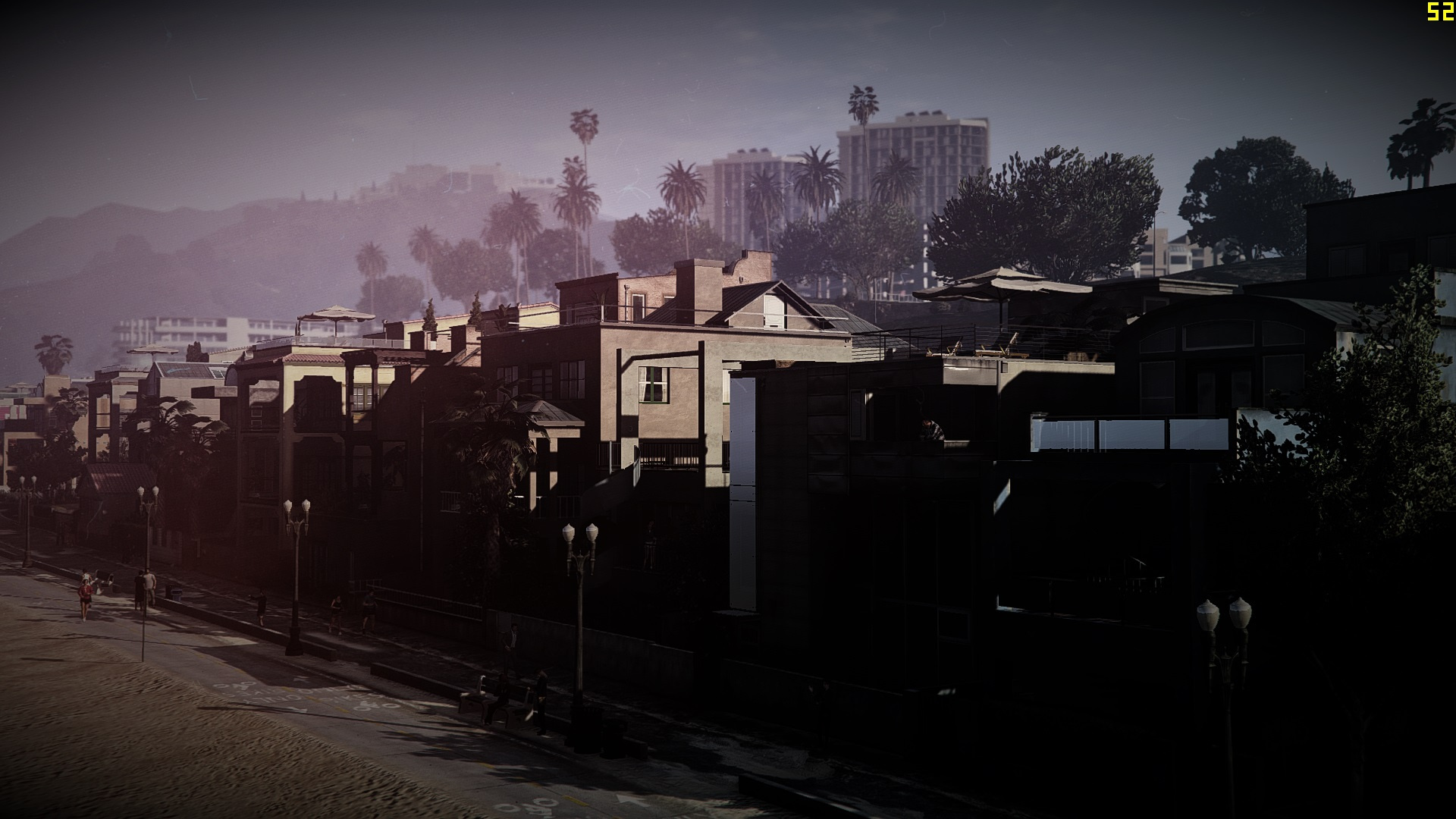 Bonfirehill's Dark Vignette Reshade preset - GTA5-Mods com