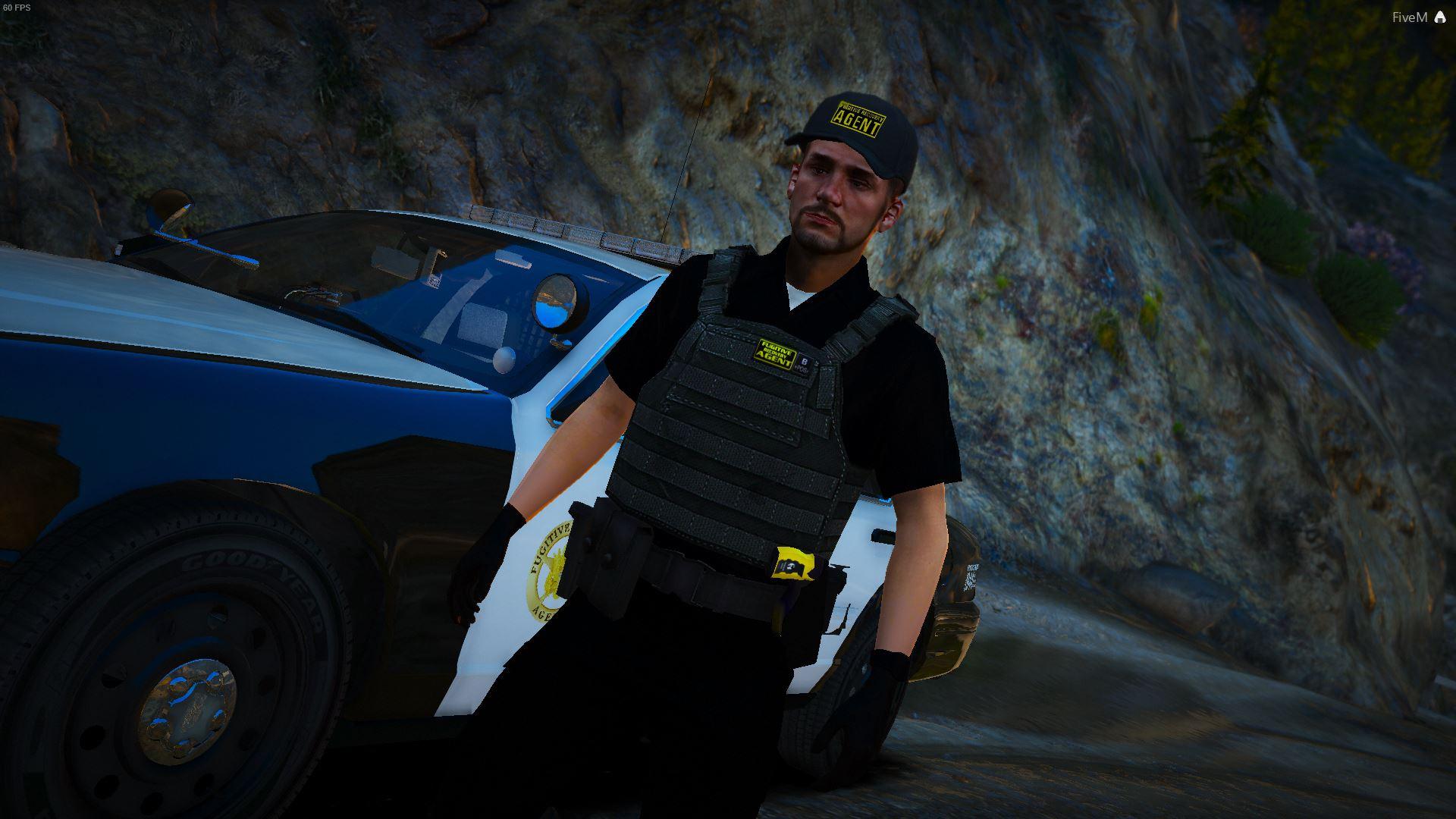 Bounty Hunter [Replacement Ped + FiveM] - GTA5-Mods com