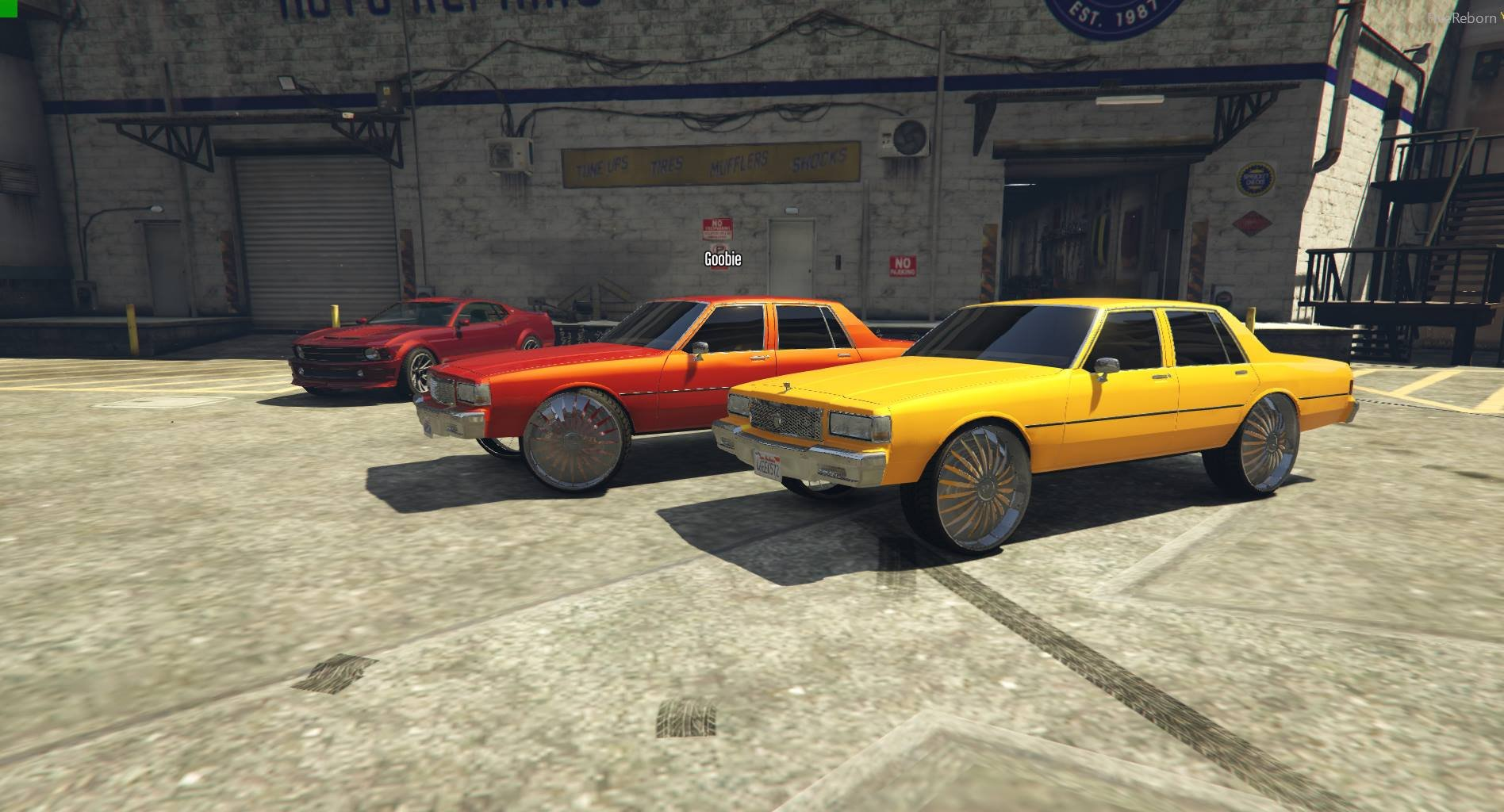Box Chevy Caprice Donk - GTA5-Mods.com