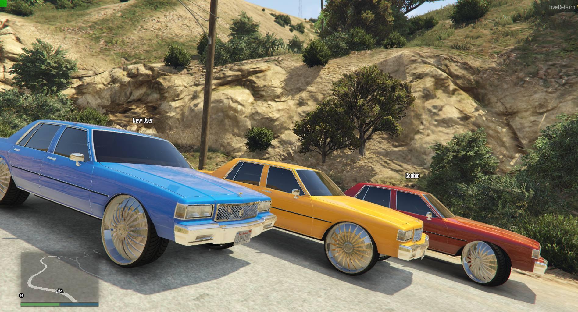 Box Chevy Caprice Donk - GTA5-Mods.com