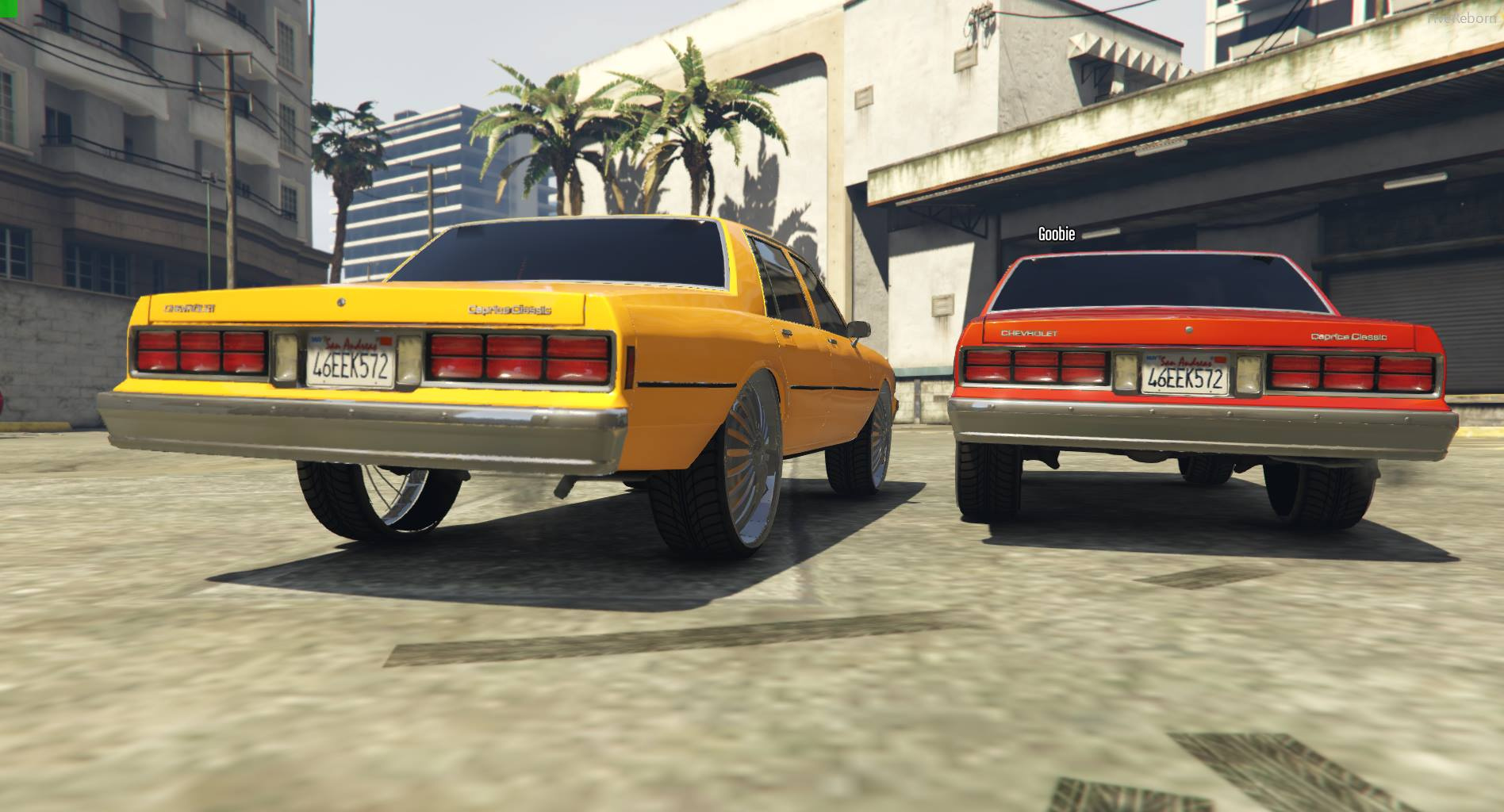 Box Chevy Caprice Donk - GTA5-Mods com