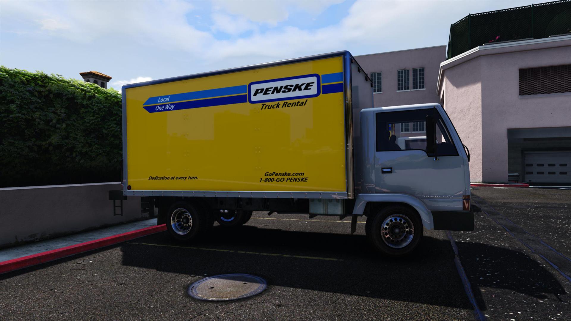 Box Truck Texture Variety Pack Gta5 Mods Com