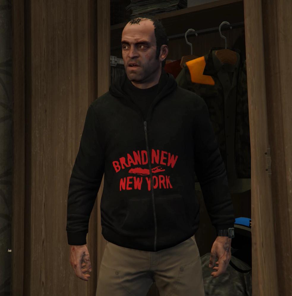 Brand new band hoodie