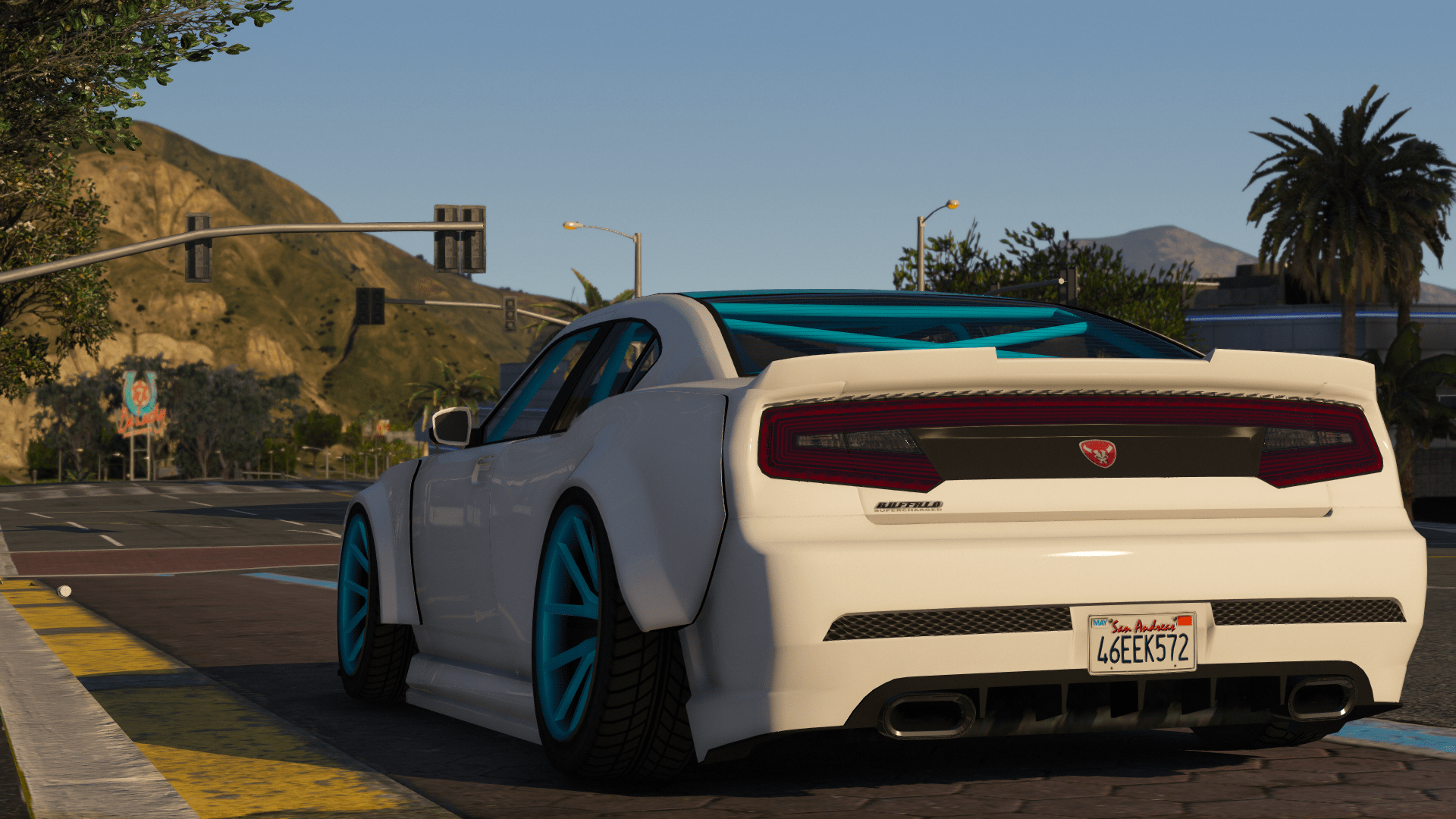 Bravado Buffalo S Xtx Edition Add On Replace Gta5