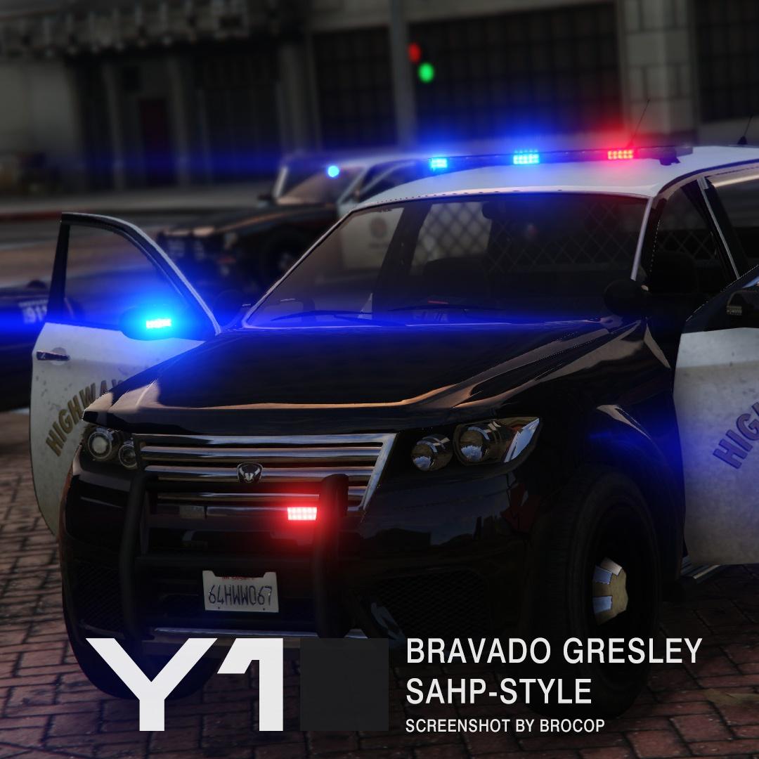 Bravado Gresley Mapped SAHP-Style - GTA5-Mods.com
