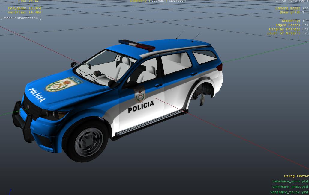 Brazilian Police Rio De Janeiro Pack Pmerj Pol 237 Cia