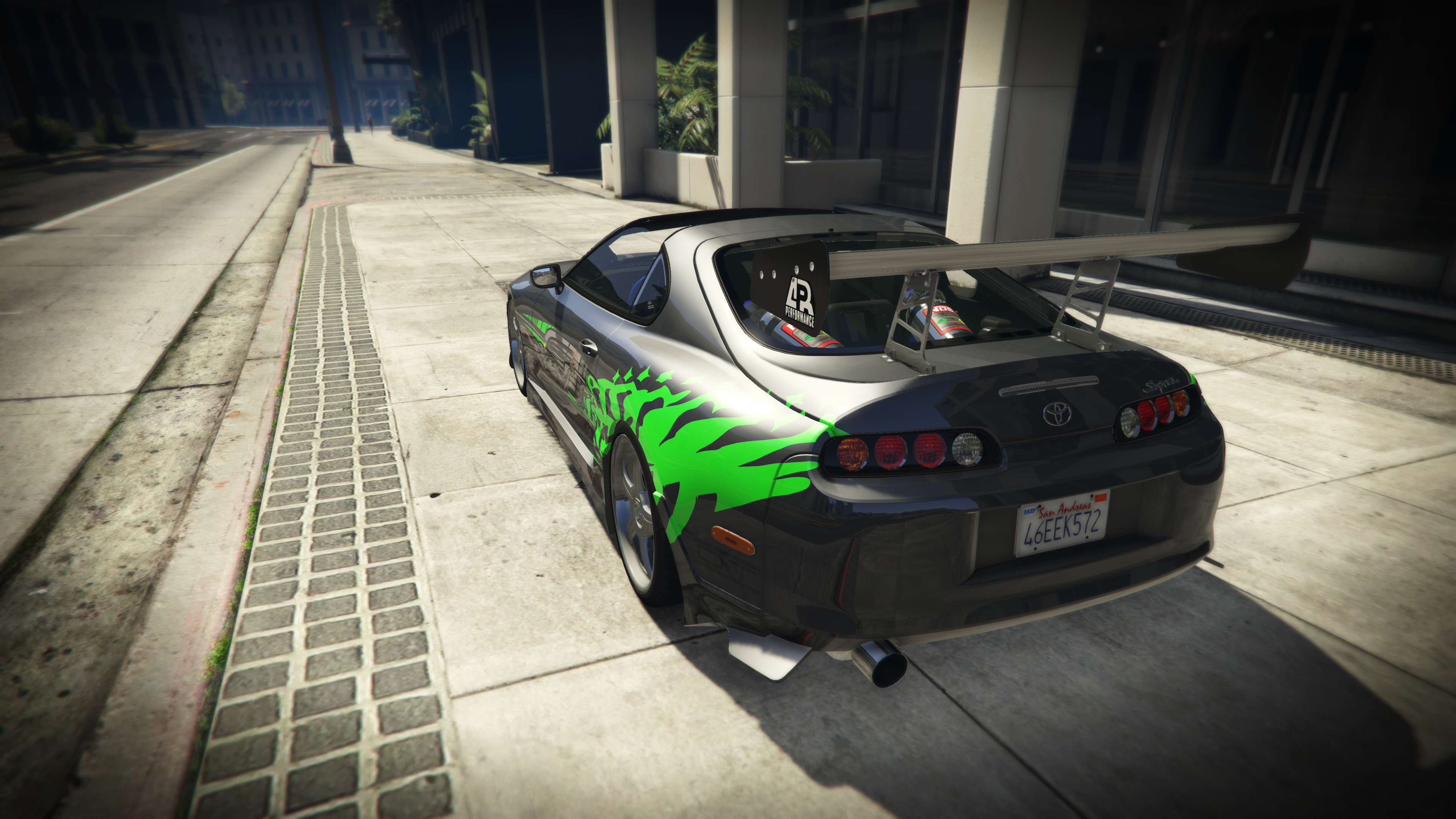 Brian S Toyota Supra 1994 Fast Amp Furious Add On Gta5
