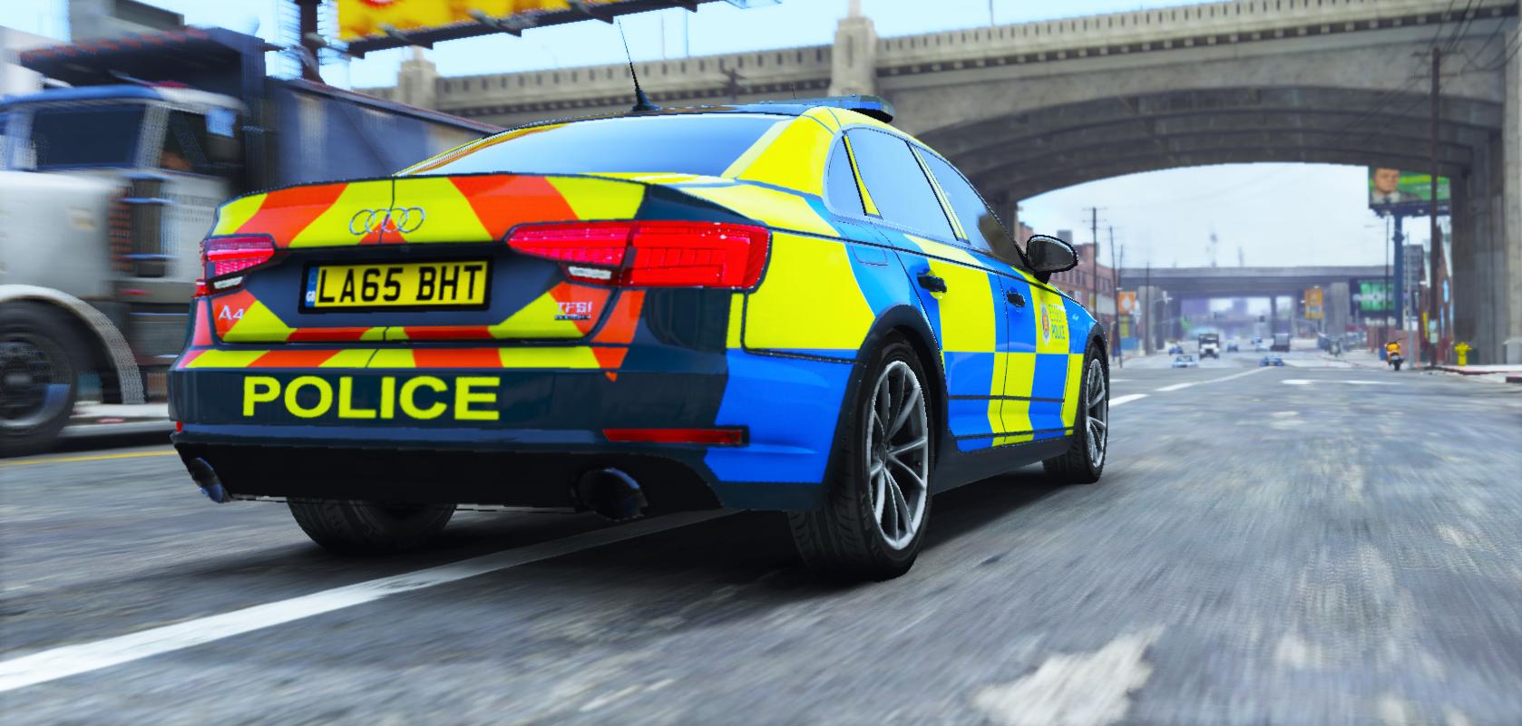 British Audi A4 Quattro Essex Gta5 Mods Com