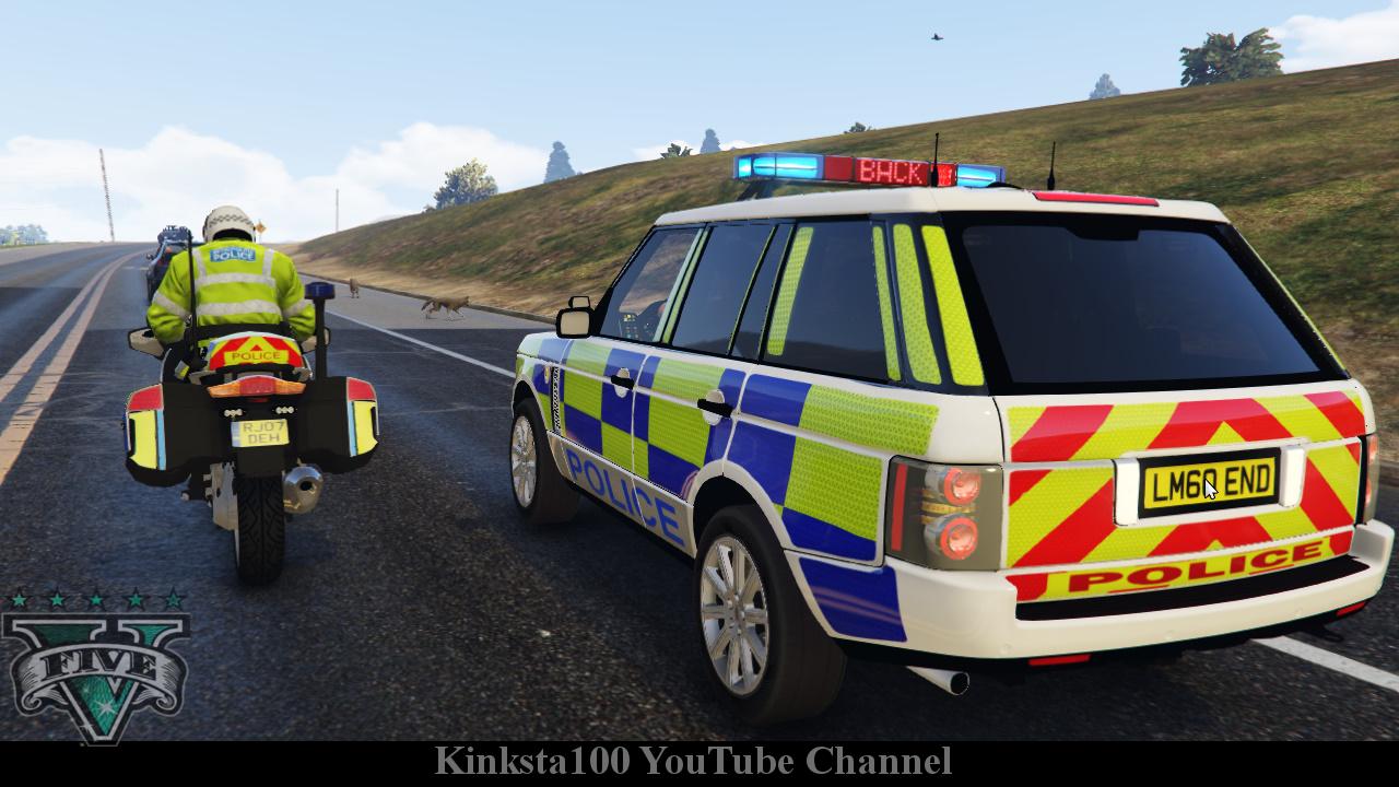 British met police range rover els matrix board rel gta5 mods 9a8483 gta 5 police range rover els screen stopboris Images