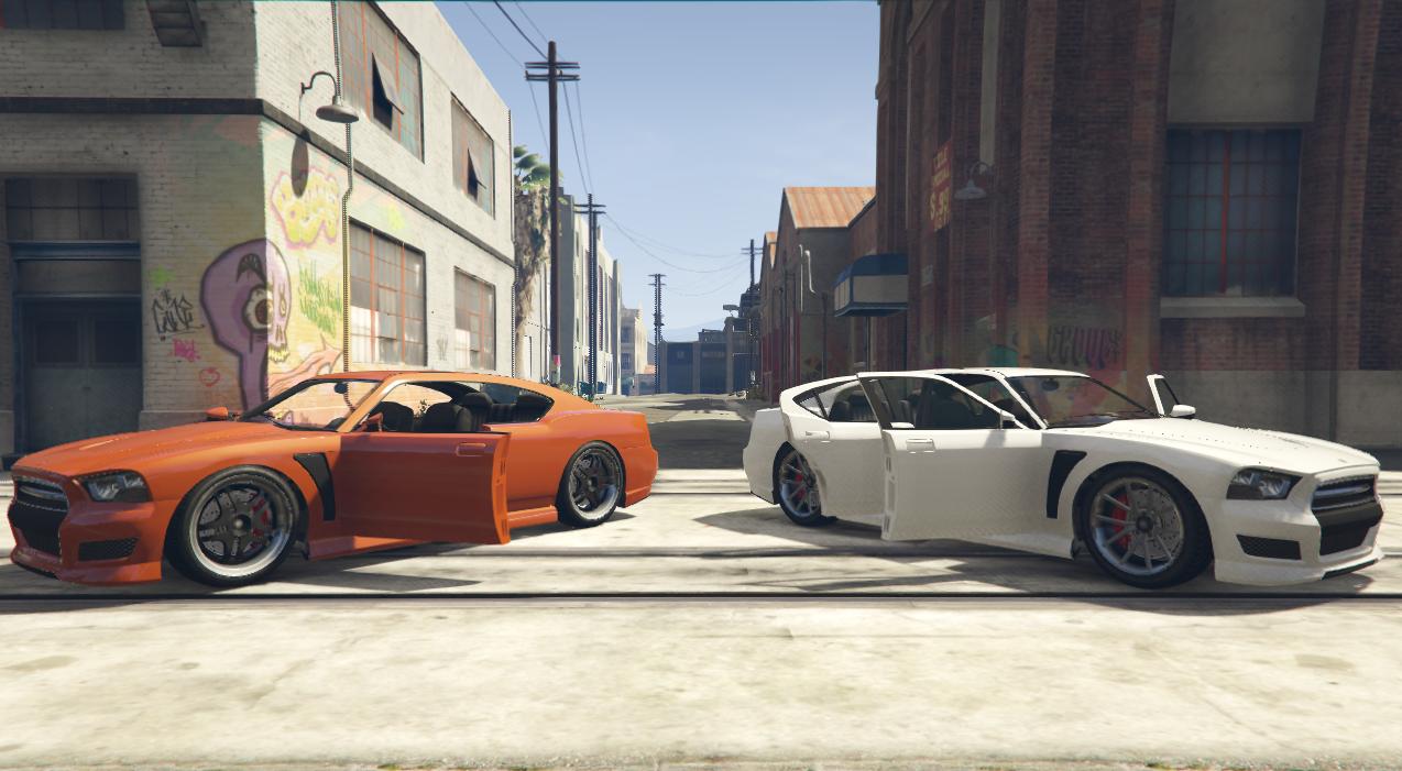 Buffalo S Custom [Replace] - GTA5-Mods com