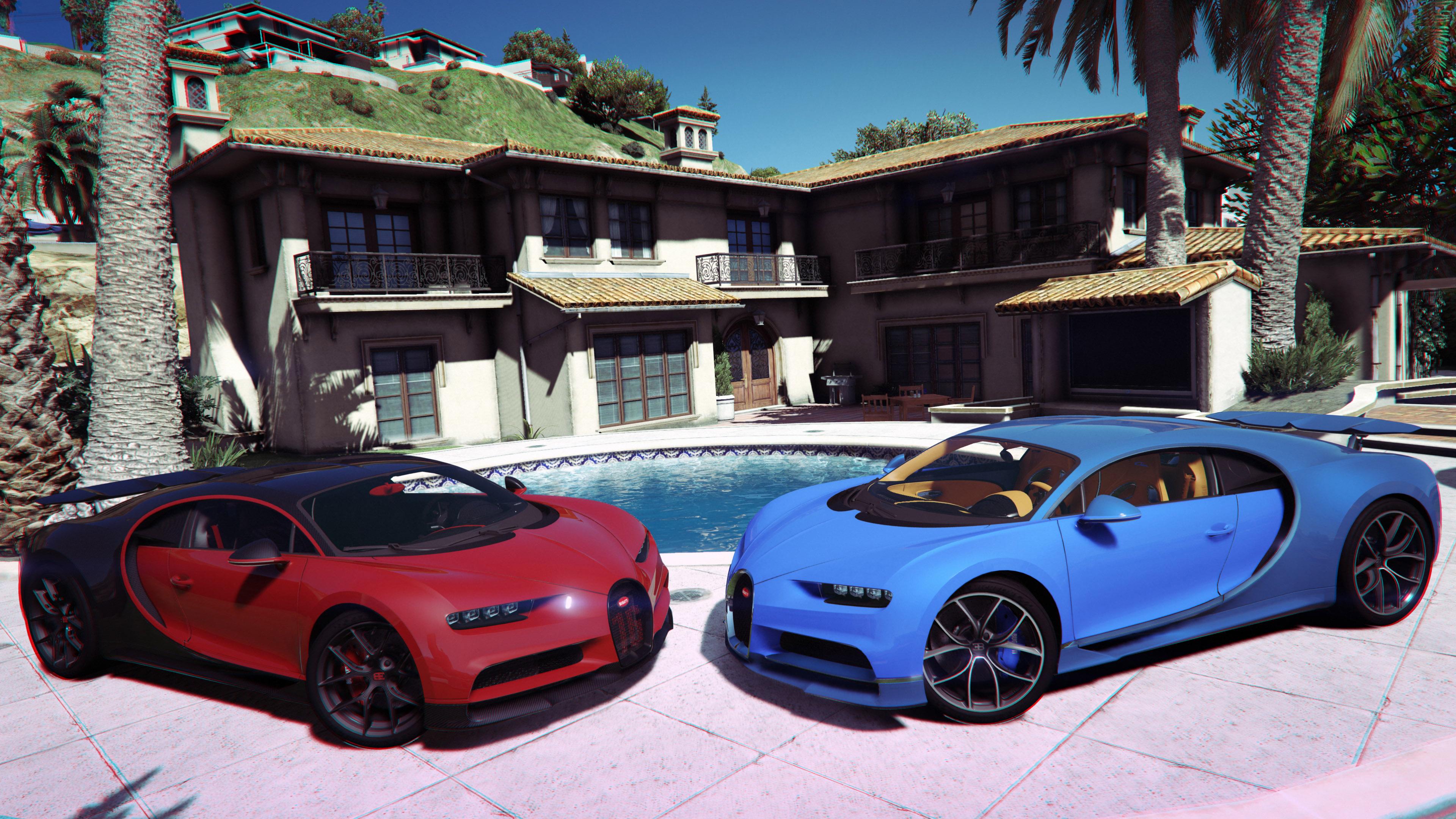 Cla 45 2019 >> 2019 Bugatti Chiron Sport & 2017 Bugatti Chiron [Tuning | Livery] - GTA5-Mods.com