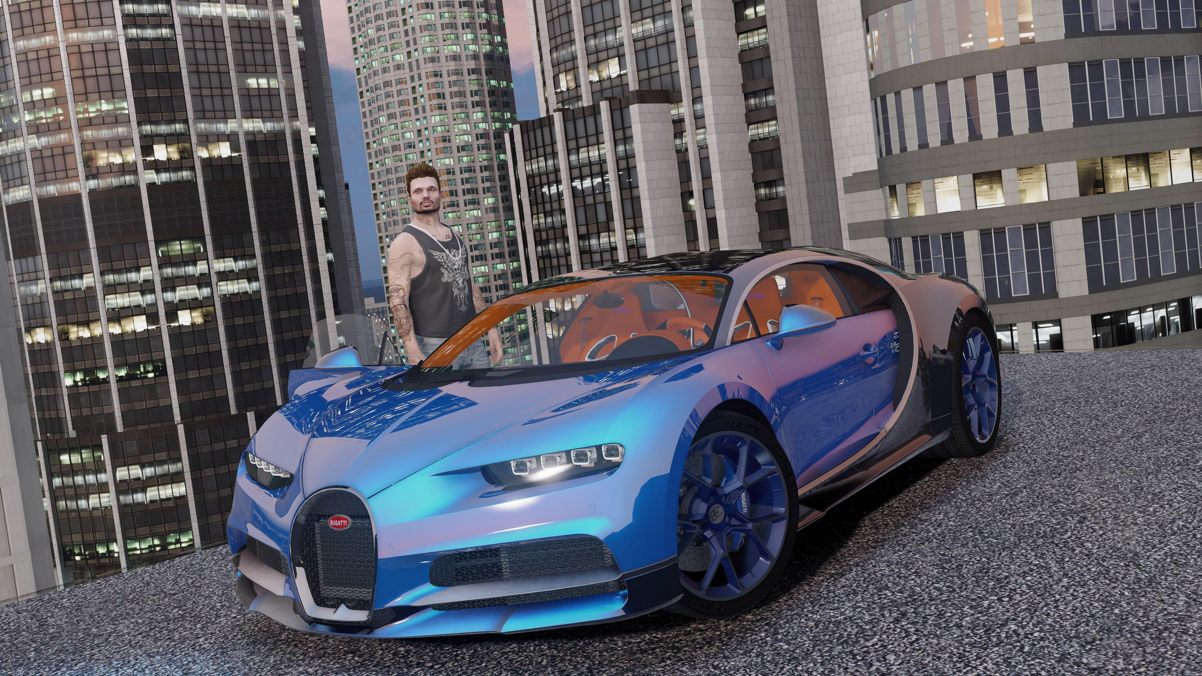 2017 Bugatti Chiron  Livery - GTA5-Mods.com
