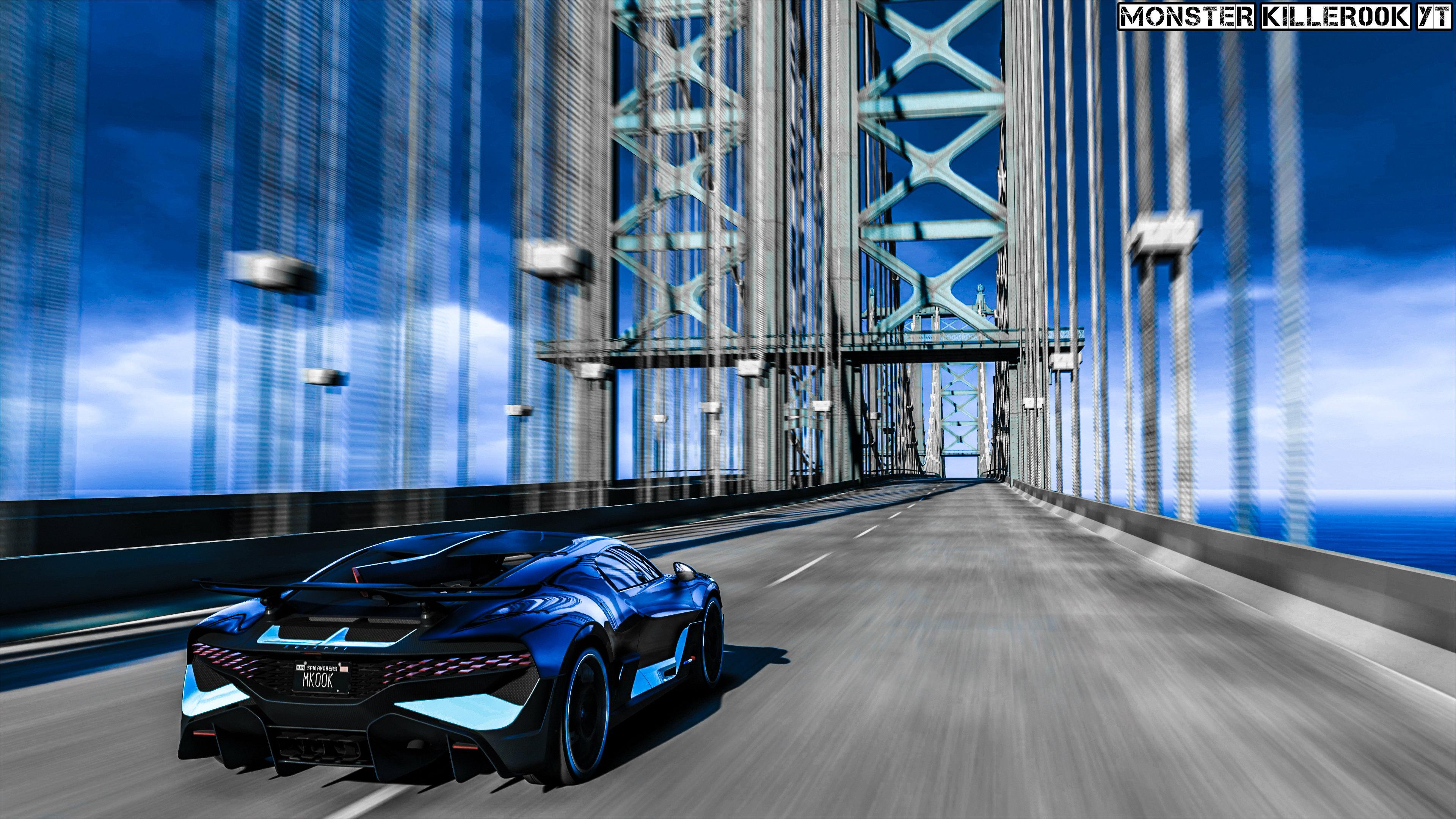 Bugatti Divo 2019 [Add-On / Auto Spoiler] - GTA5-Mods com