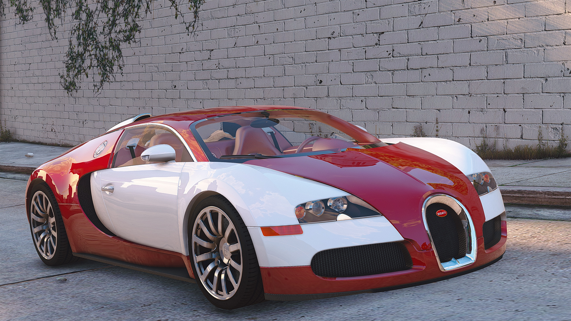 Bugatti Veyron 2009 [Add-On / Replace | Auto Spoiler | Animated ...